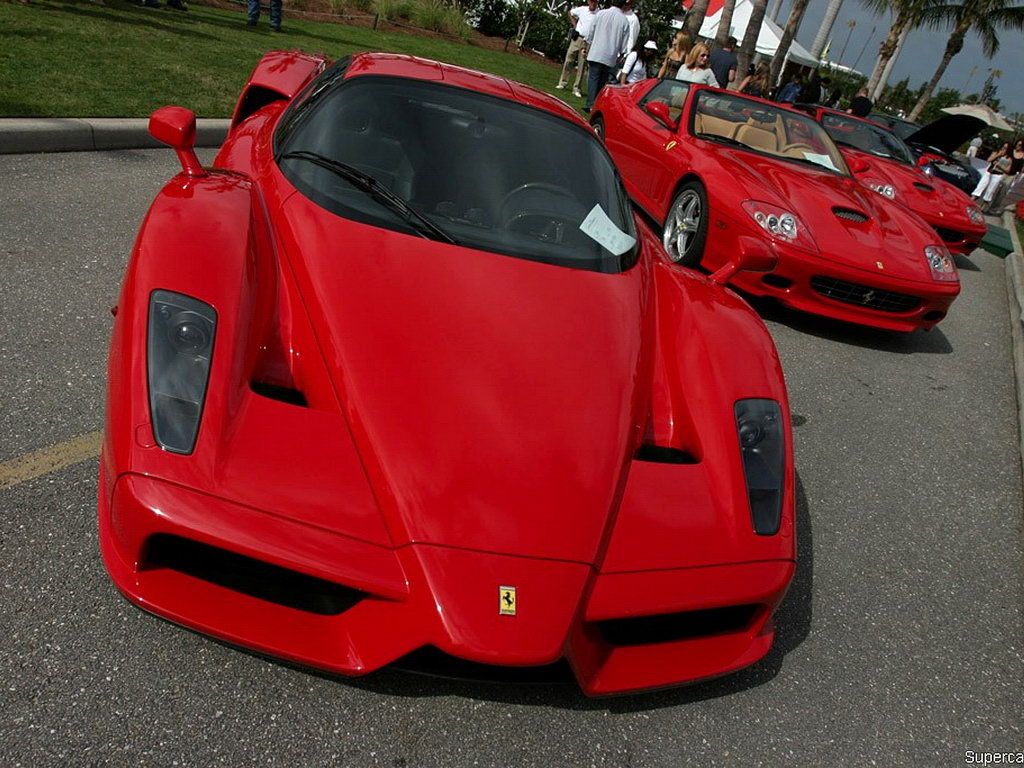 Ferrari Enzo photo 33293