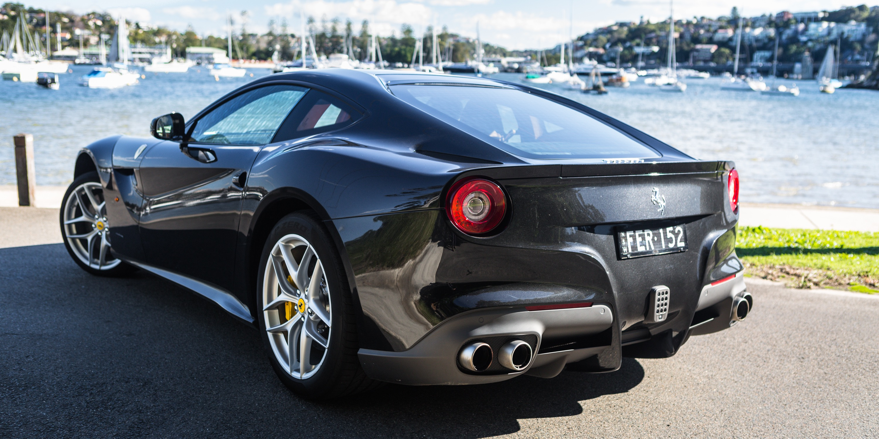 Ferrari F12 berlinetta photo 172113