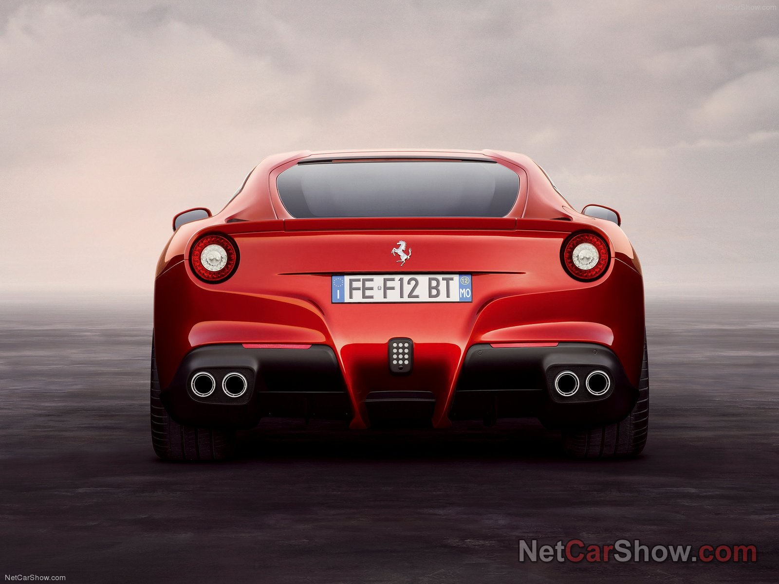 Ferrari F12 berlinetta photo 89370
