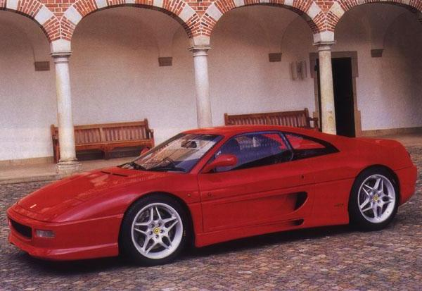 Ferrari F355 Berlinetta F1 photo 12148