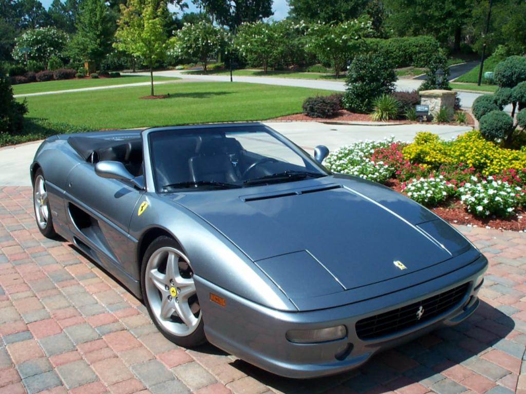 Ferrari F355 Spyder photo 12136