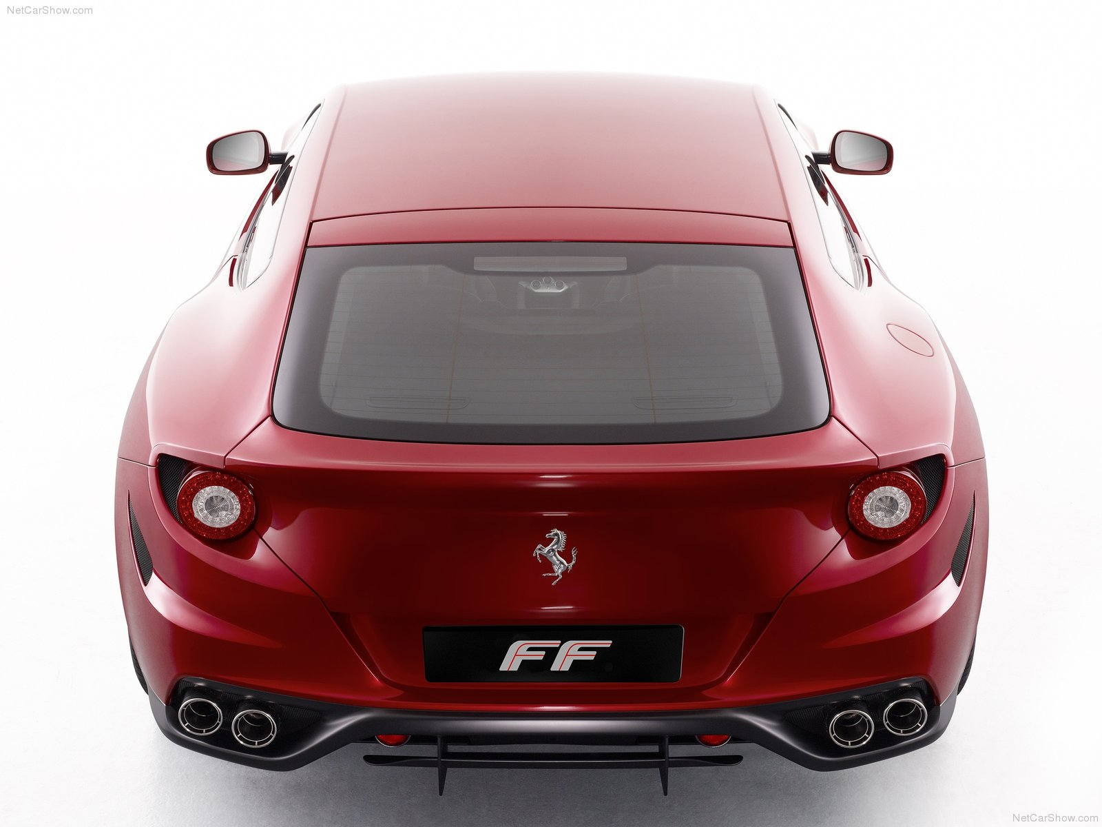 Ferrari FF photo 77868