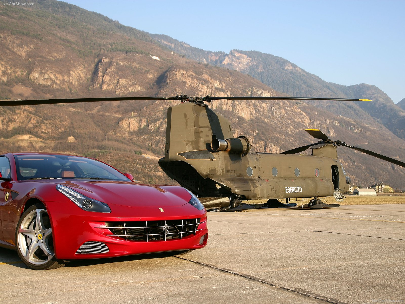 Ferrari FF photo 79445