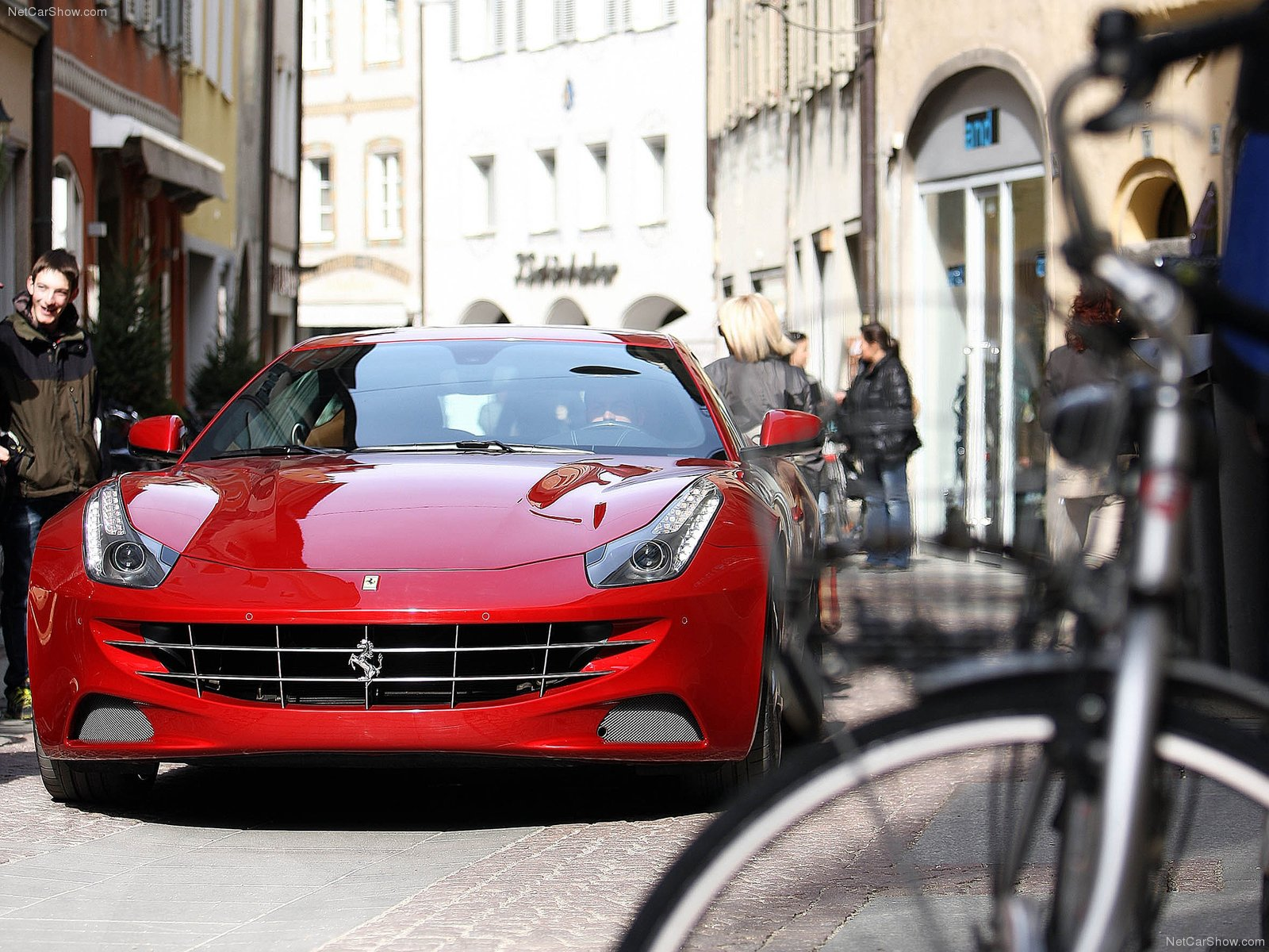Ferrari FF photo 80584