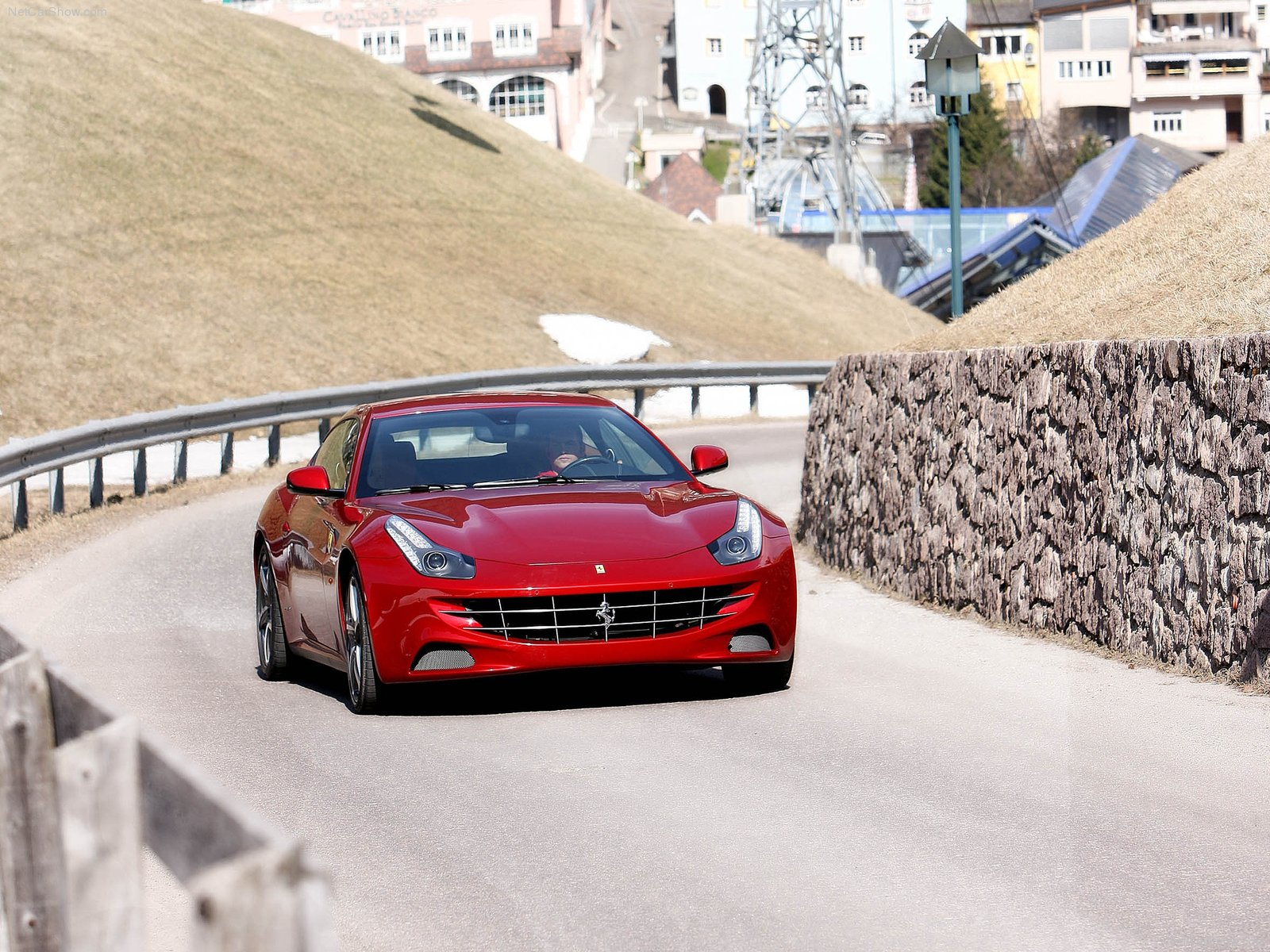 Ferrari FF photo 80592