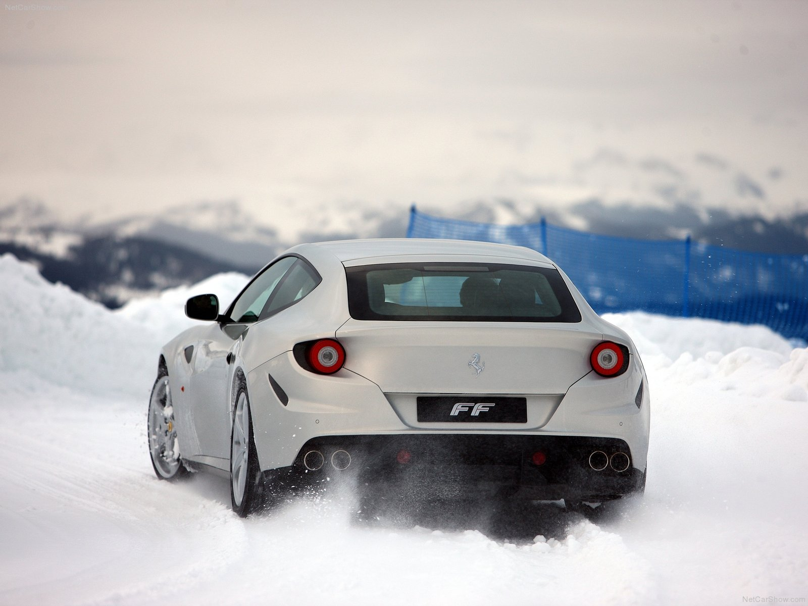 Ferrari FF photo 81483