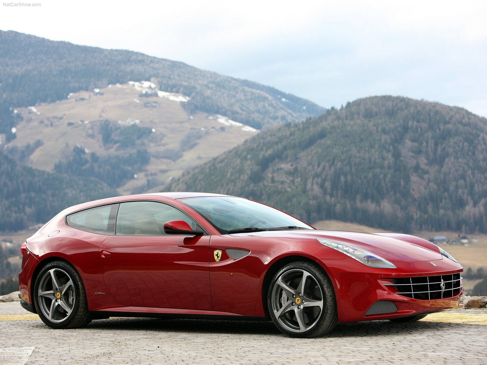 Ferrari FF photo 81743
