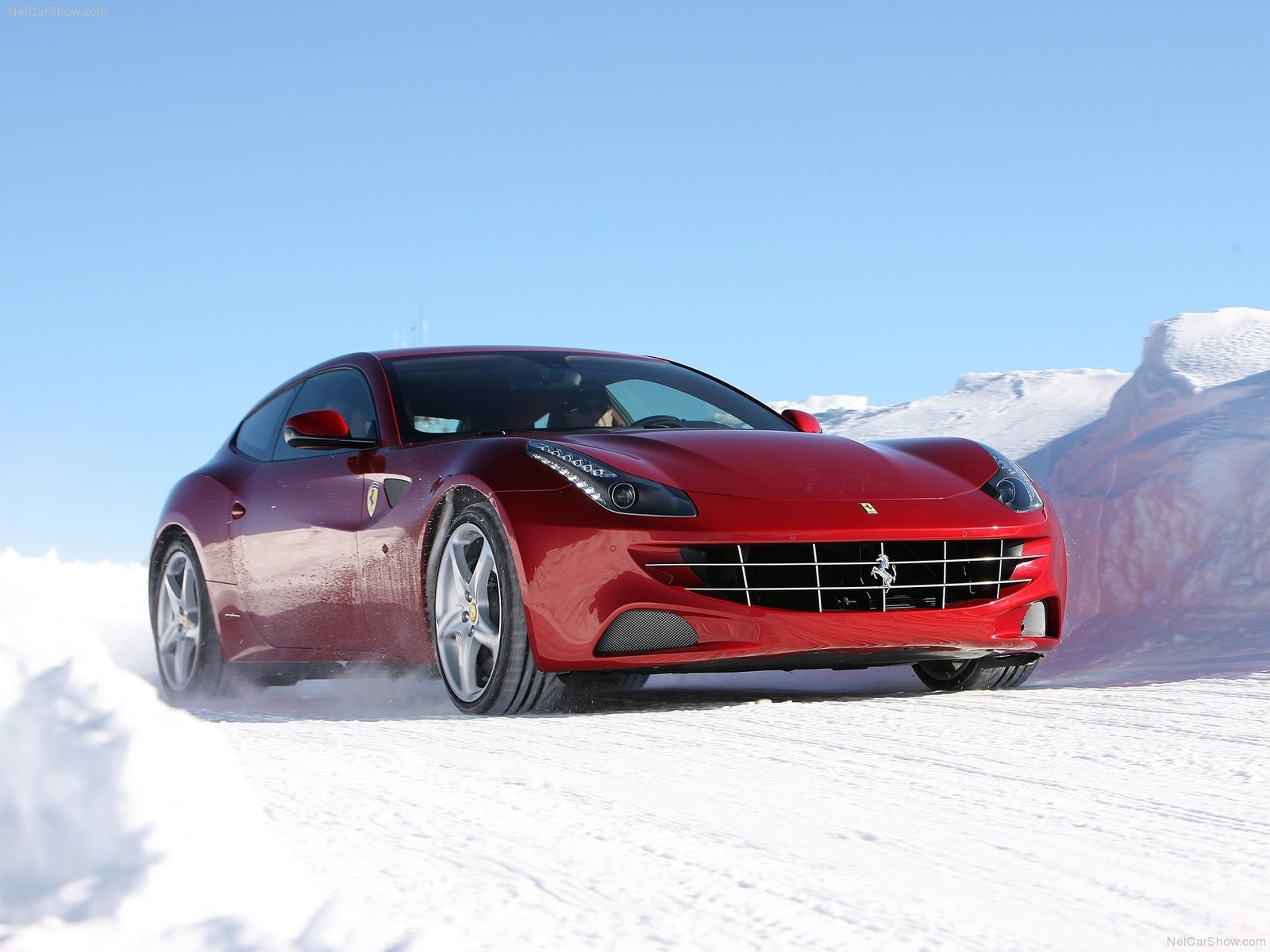 Ferrari FF photo 81752