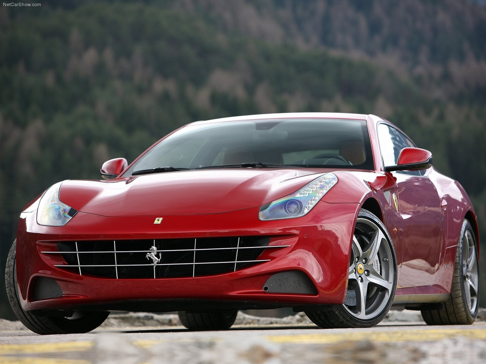 Ferrari FF photo 81755