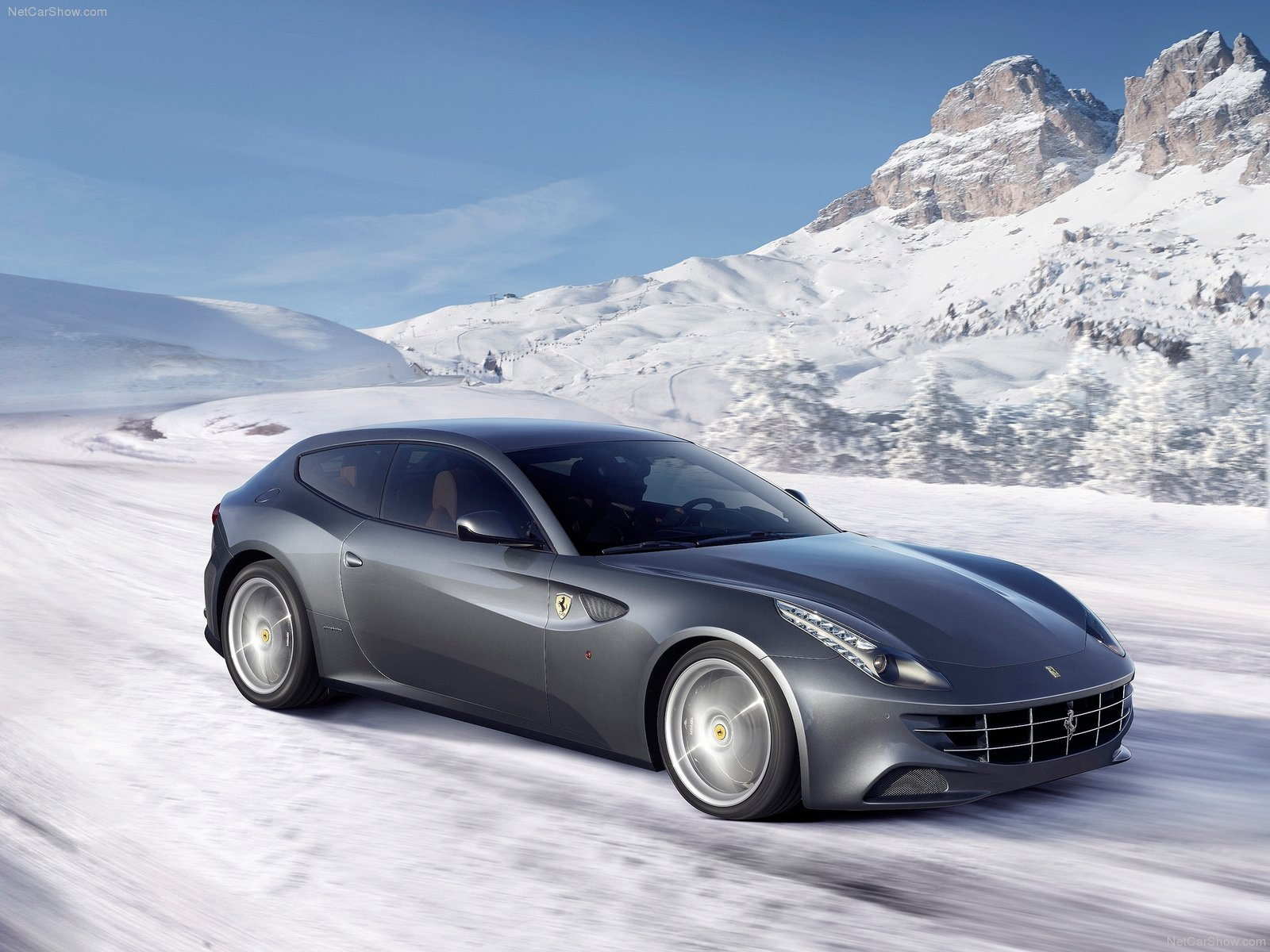 Ferrari FF photo 81757