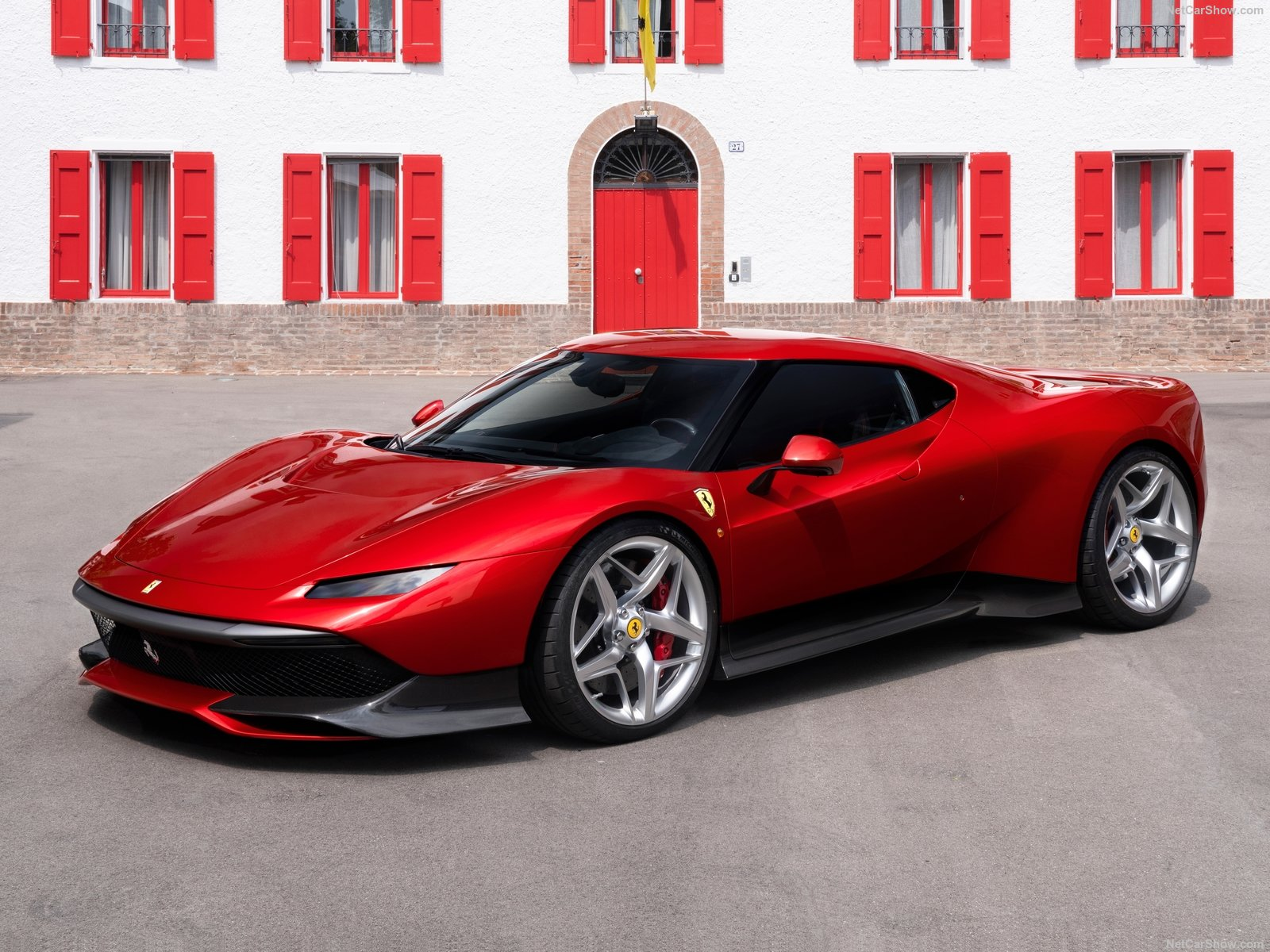 Ferrari SP38 photo 188676