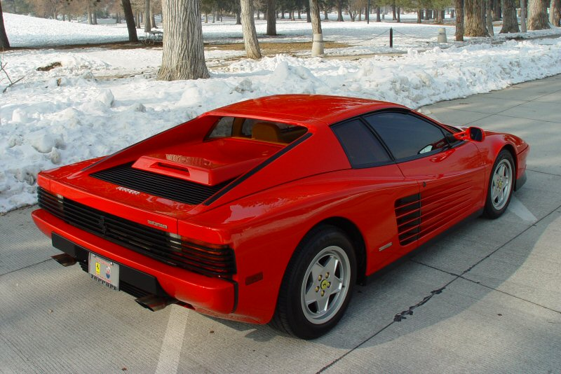 Ferrari Testarossa photo 12076