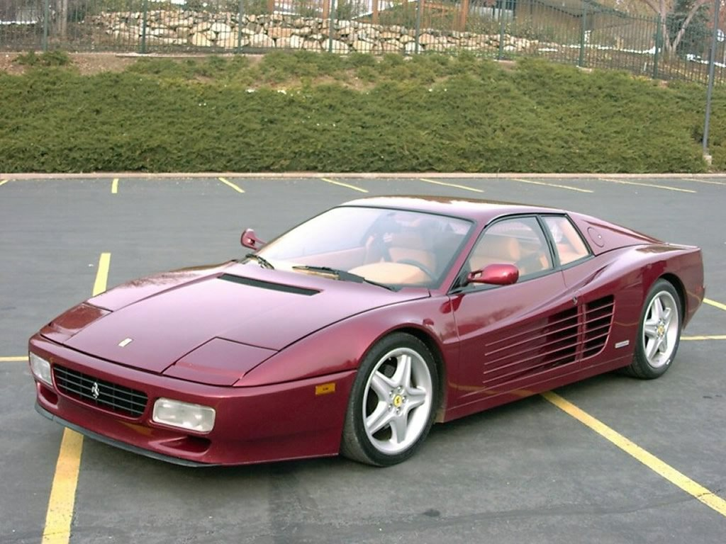 Ferrari Testarossa photo 17023