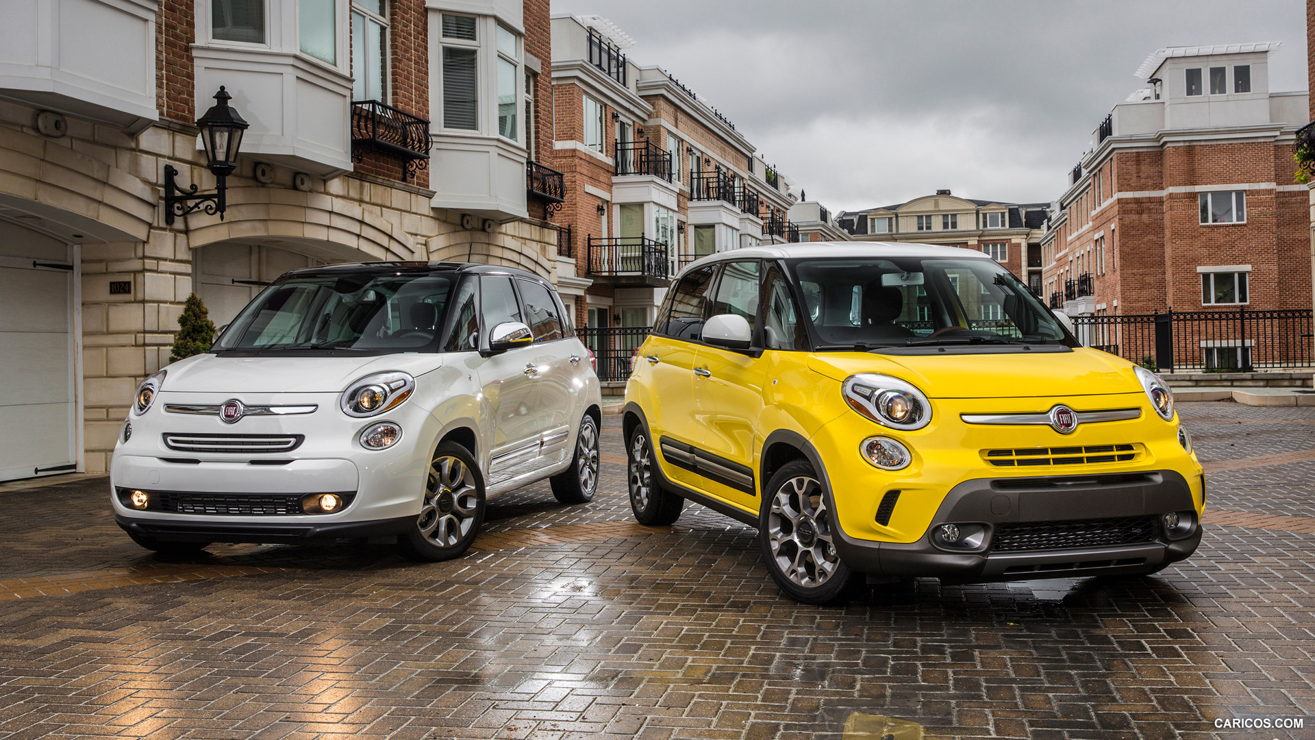 Fiat 500L US-Version photo 108189