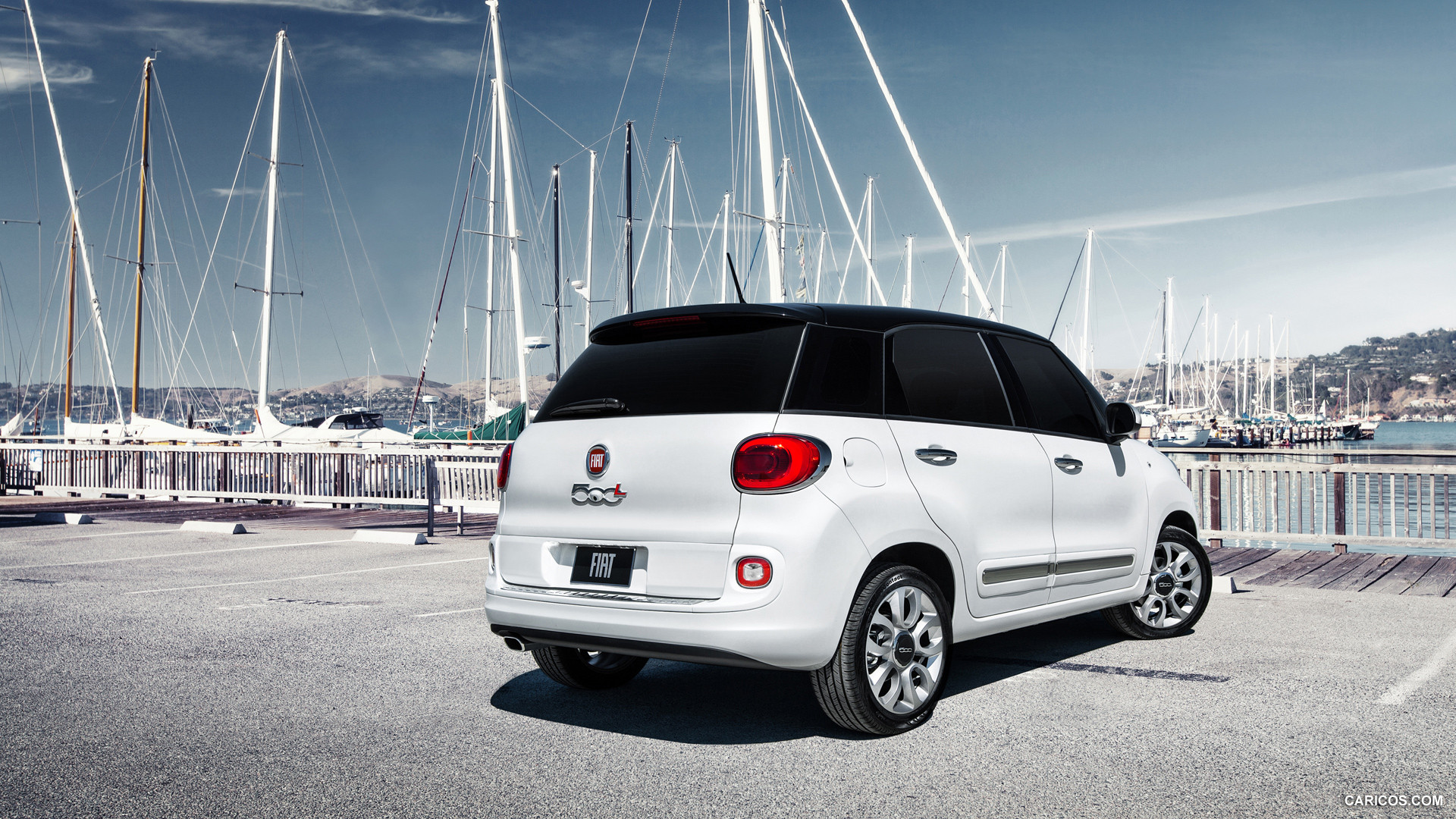 Fiat 500L US-Version photo 108190