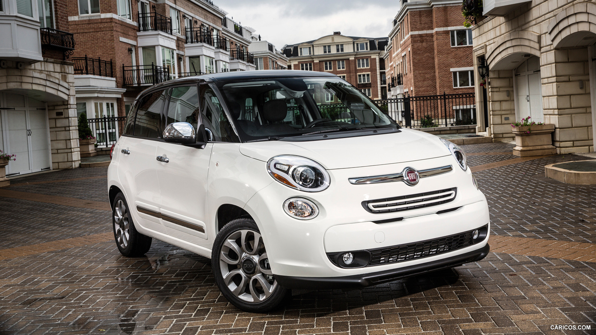 Fiat 500L US-Version photo 108199