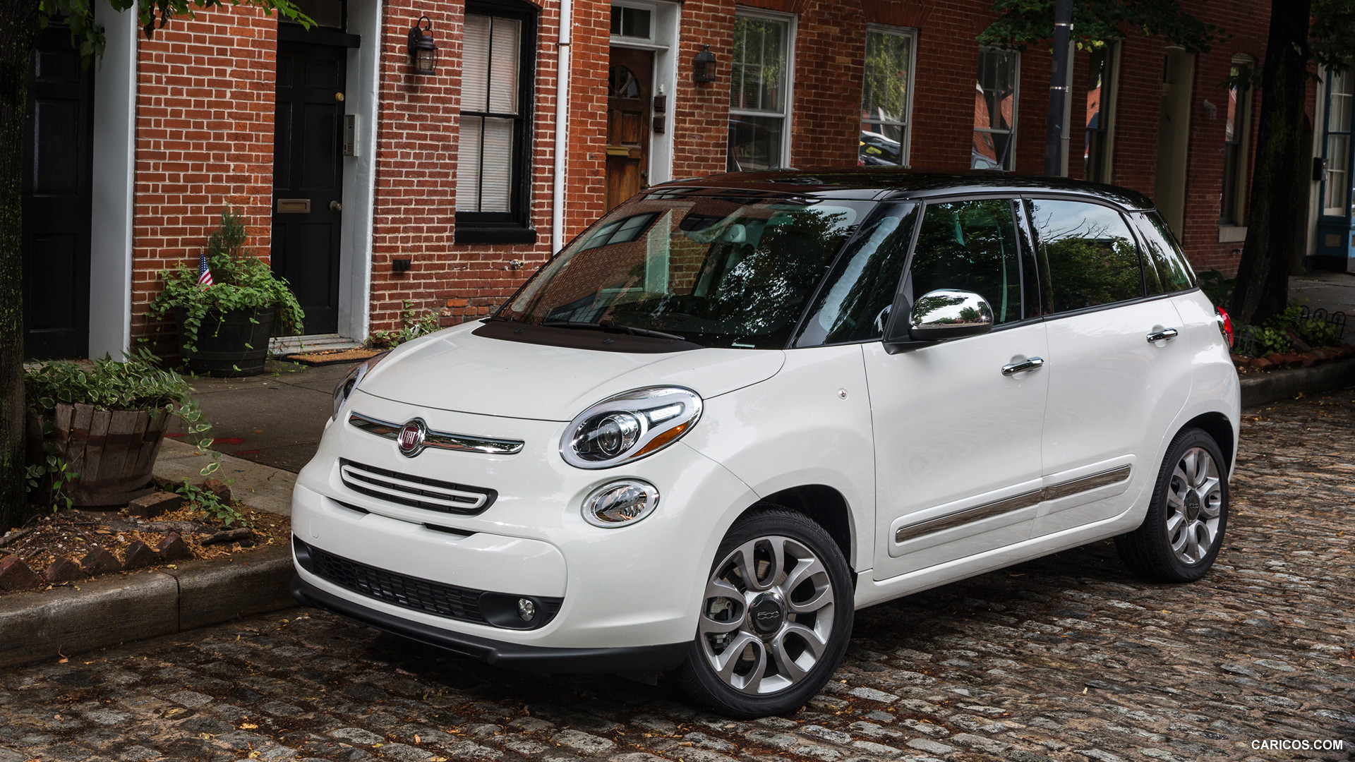 Fiat 500L US-Version photo 108203