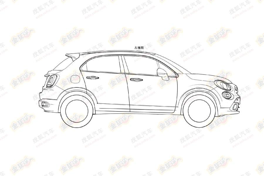 Fiat 500x Picture 107010 Fiat Photo Gallery Carsbase Com
