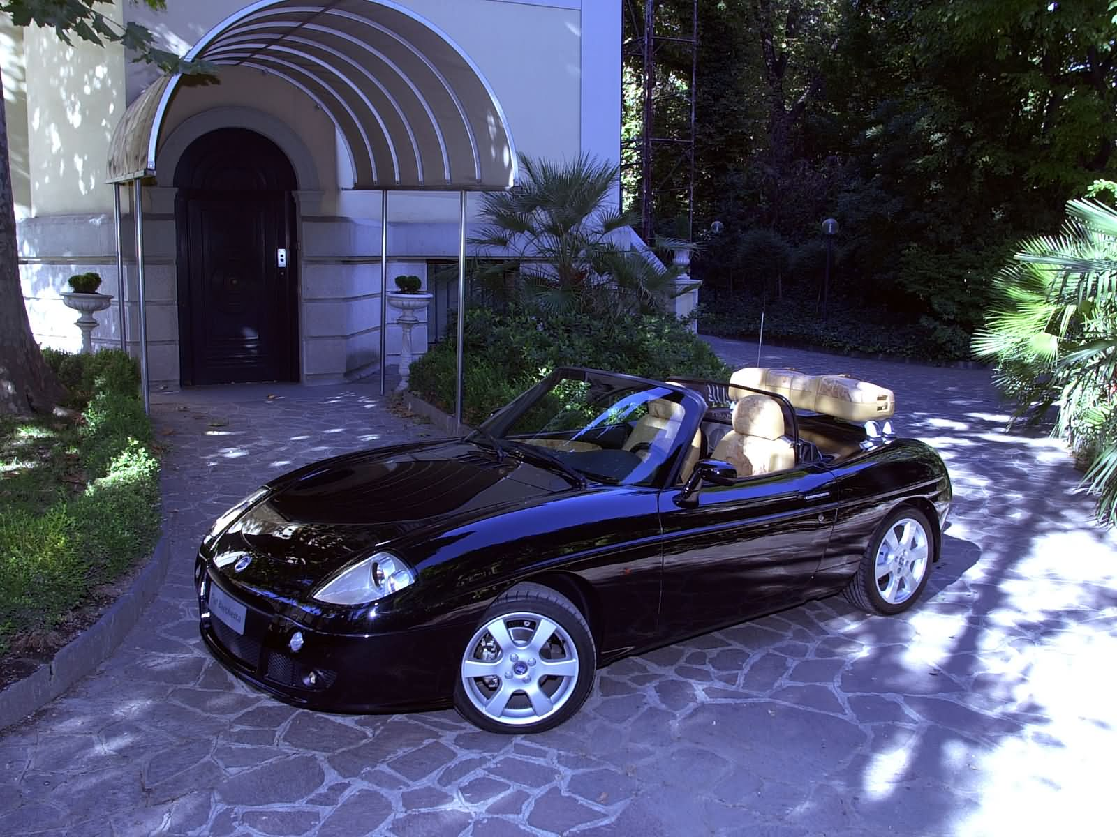Fiat Barchetta photo 5279