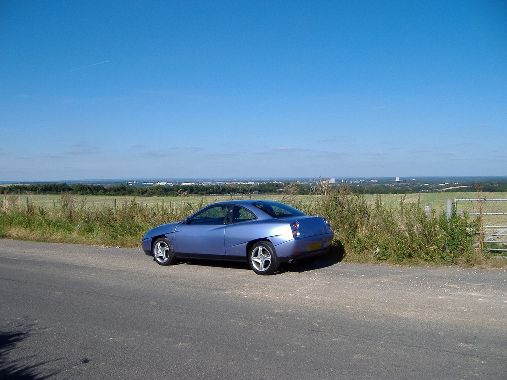 Fiat Coupe photo 51613