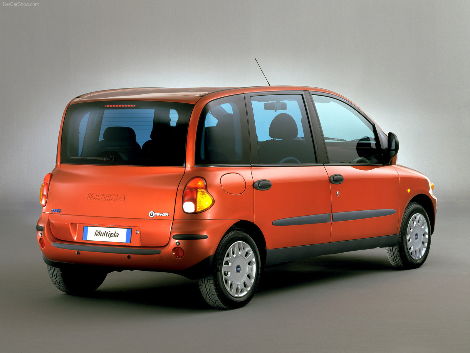 Fiat Multipla photo 35080
