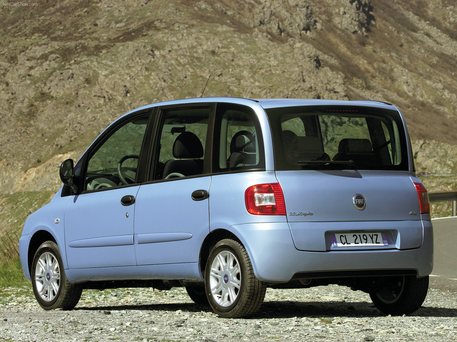 Fiat Multipla photo 35086