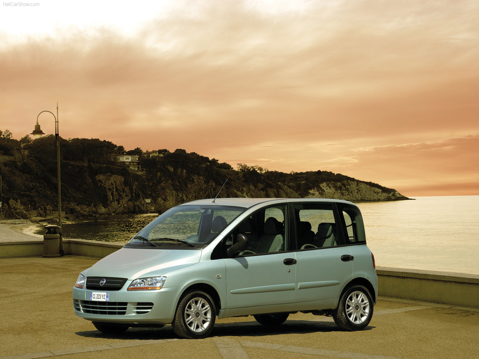 Fiat Multipla photo 35094