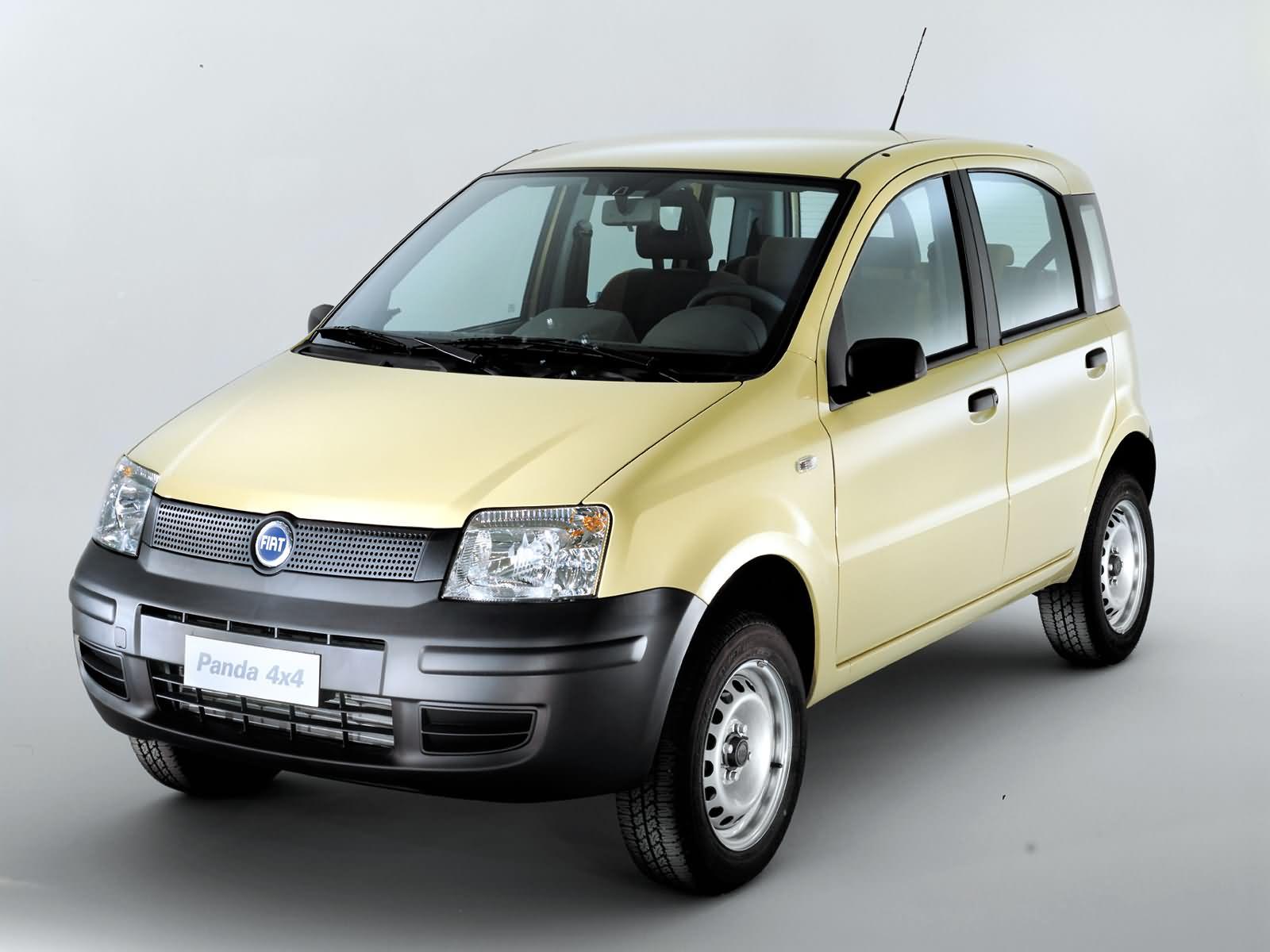 Fiat Panda 4x4 Picture 13689 Fiat Photo Gallery Carsbase Com