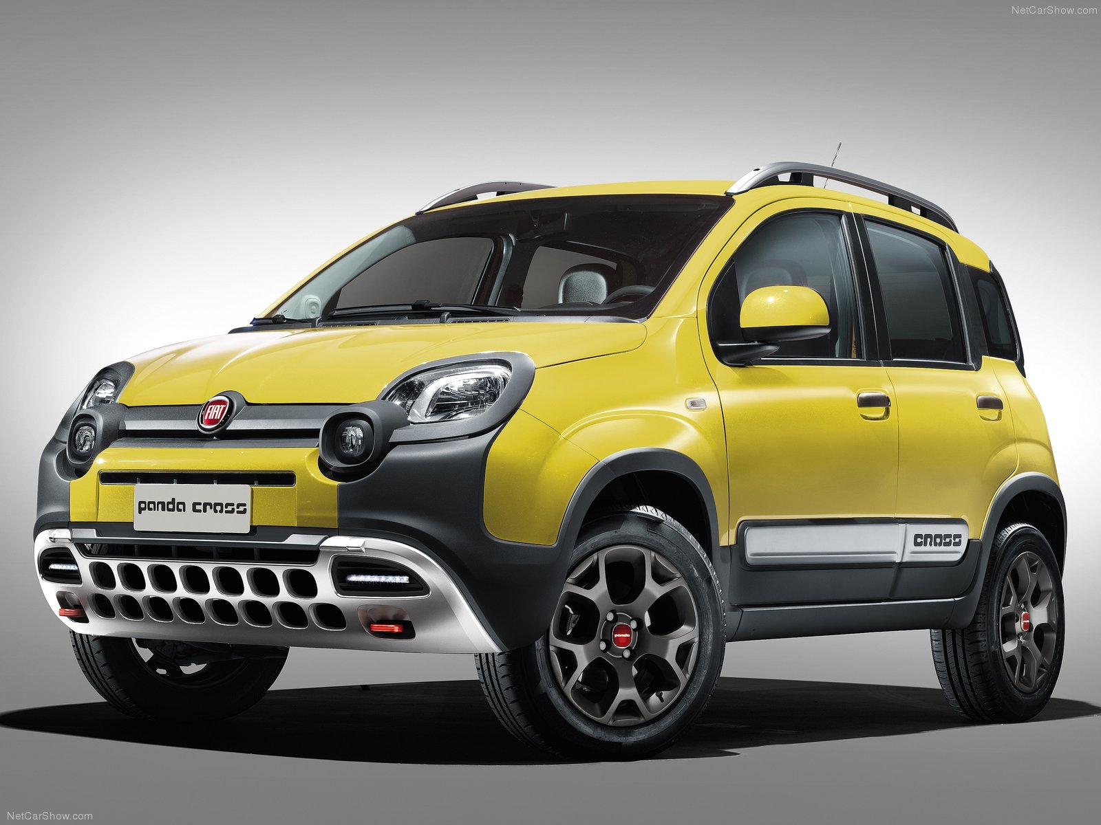 Fiat Panda Cross photo 124385