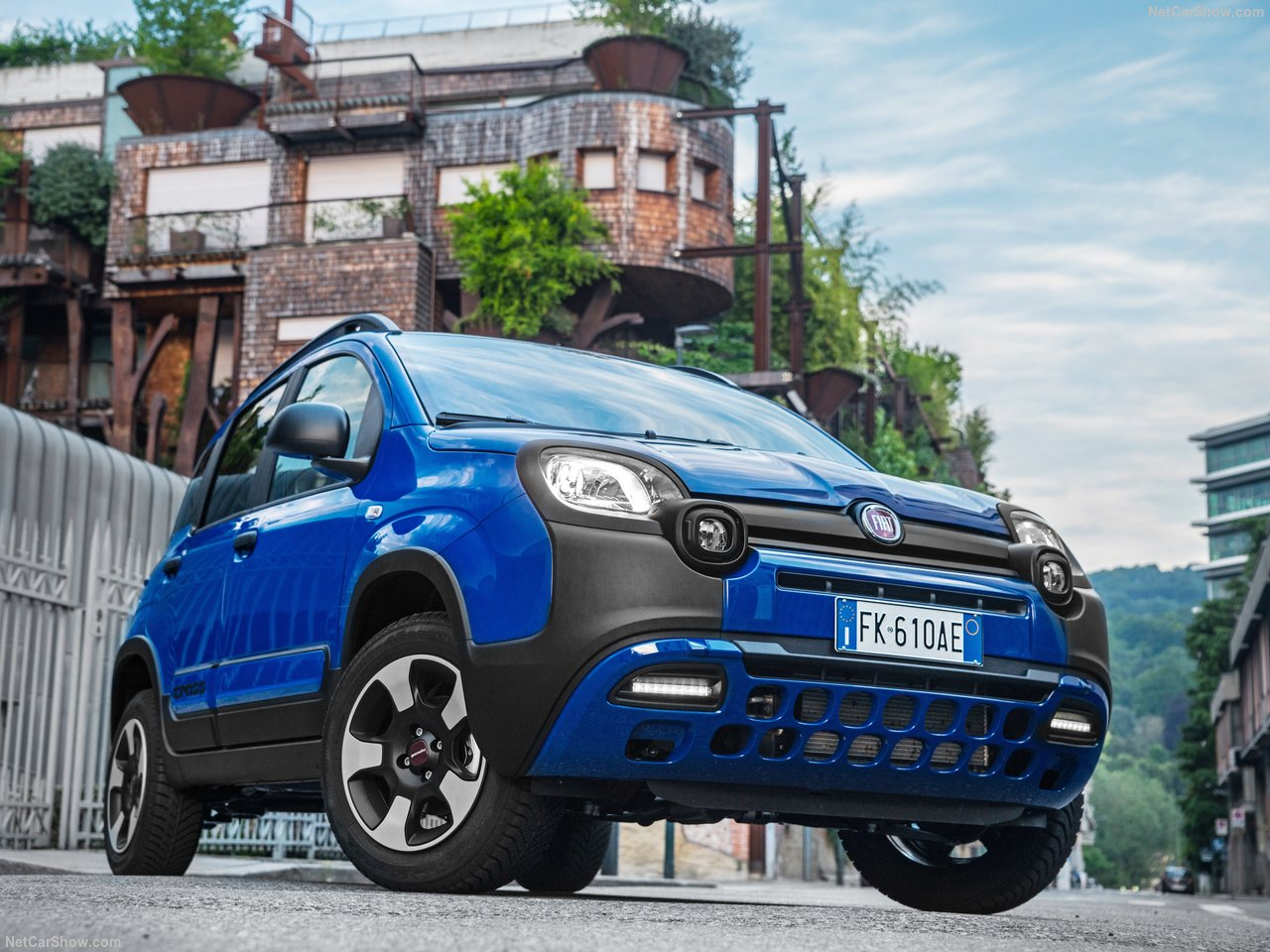Fiat Panda Cross photo 179535