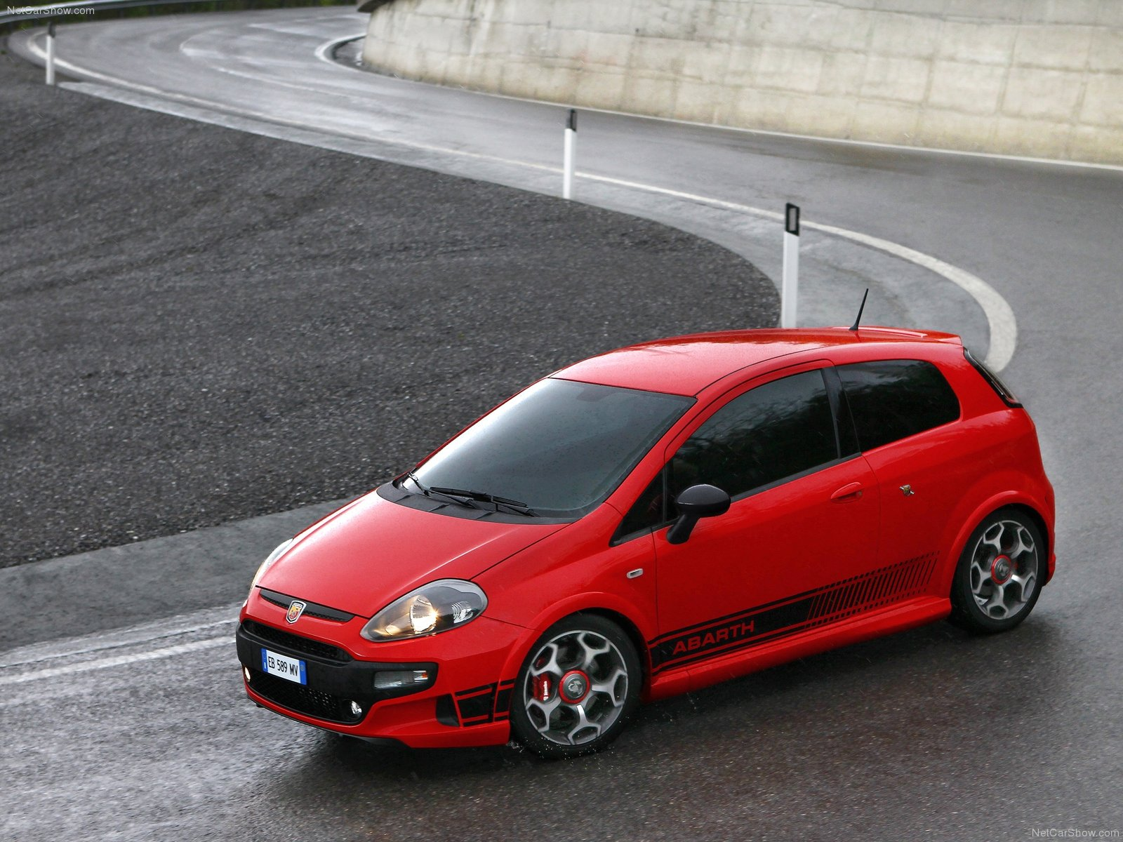 Fiat Punto Evo Abarth photo 74166