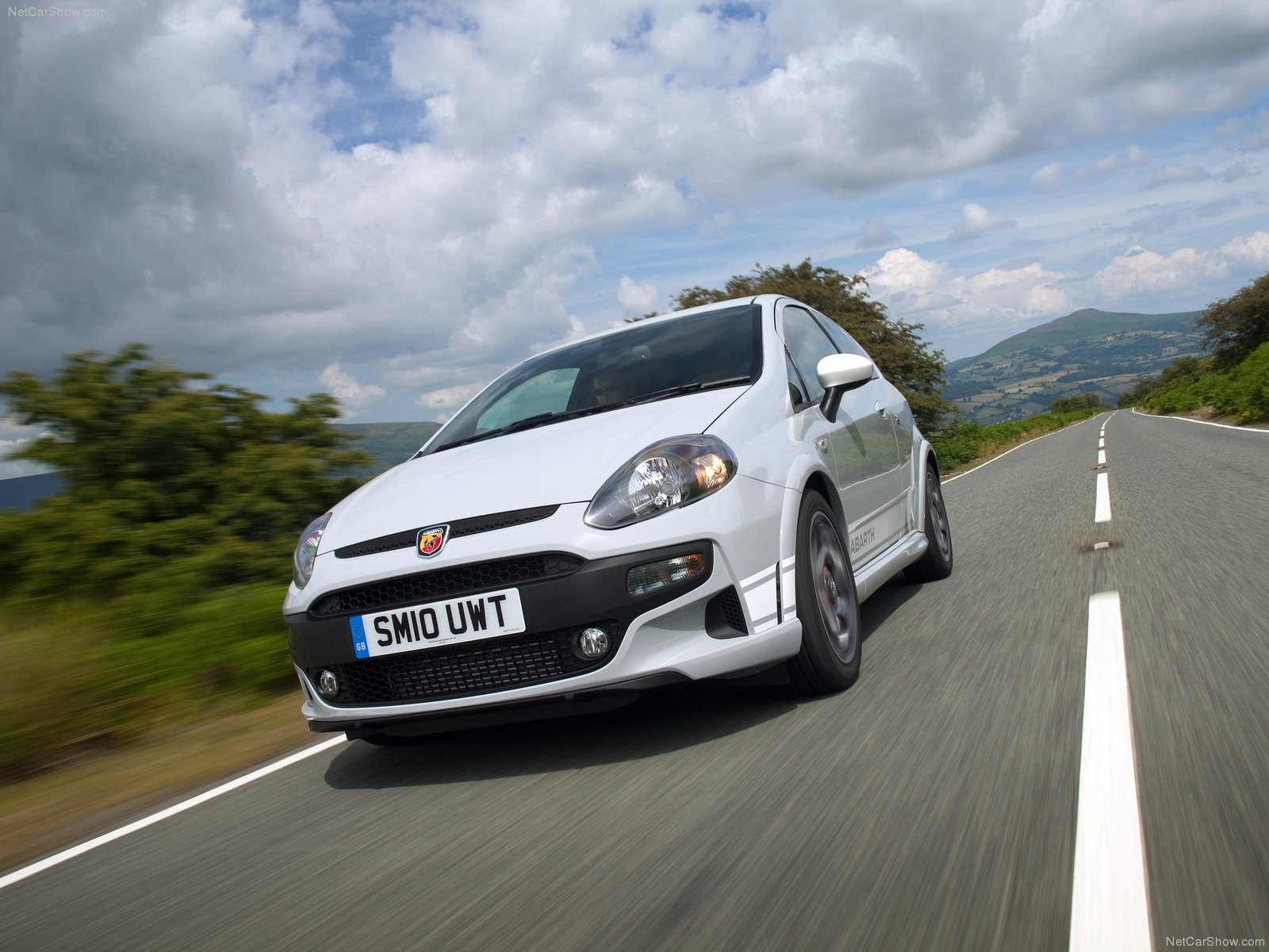 Fiat Punto Evo Abarth photo 74768