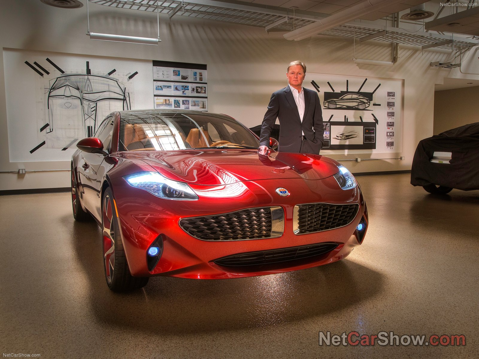 Fisker Atlantic photo 90660
