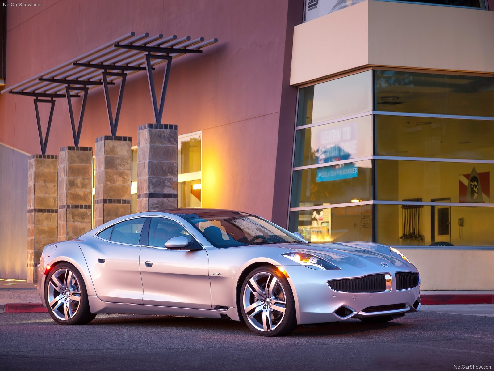 Fisker Karma photo 84657