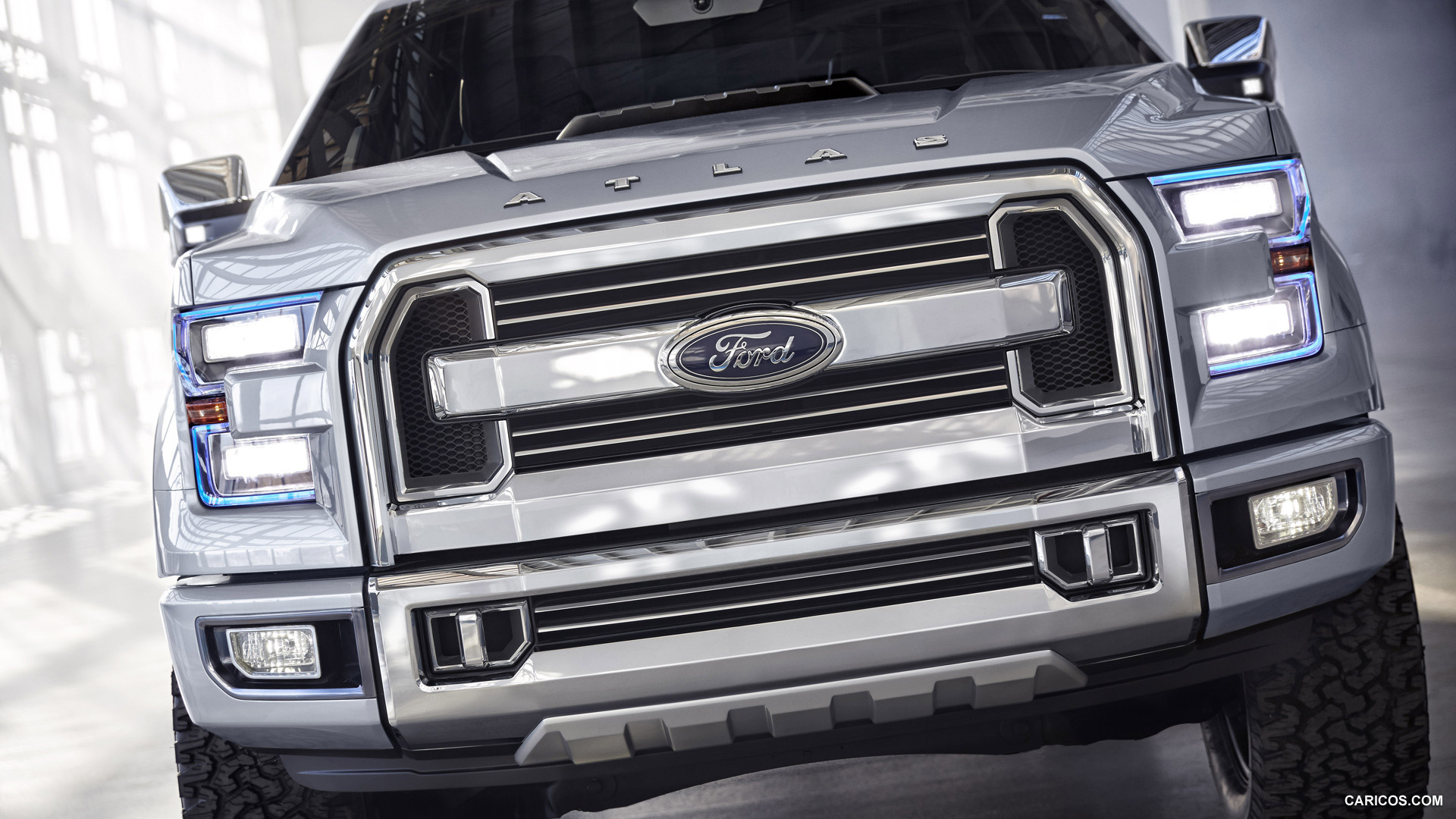 Ford Atlas photo 121622