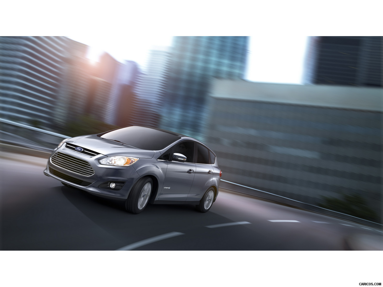 Ford C-MAX Energi and Hybrid photo 121648