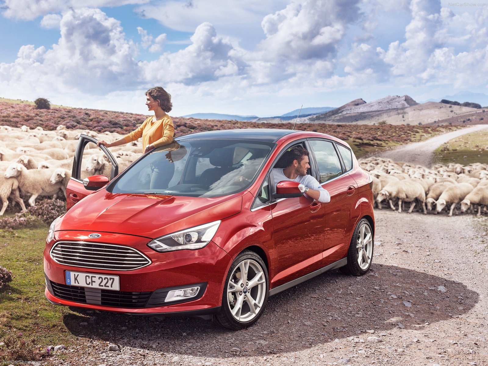 Ford C-MAX photo 129437