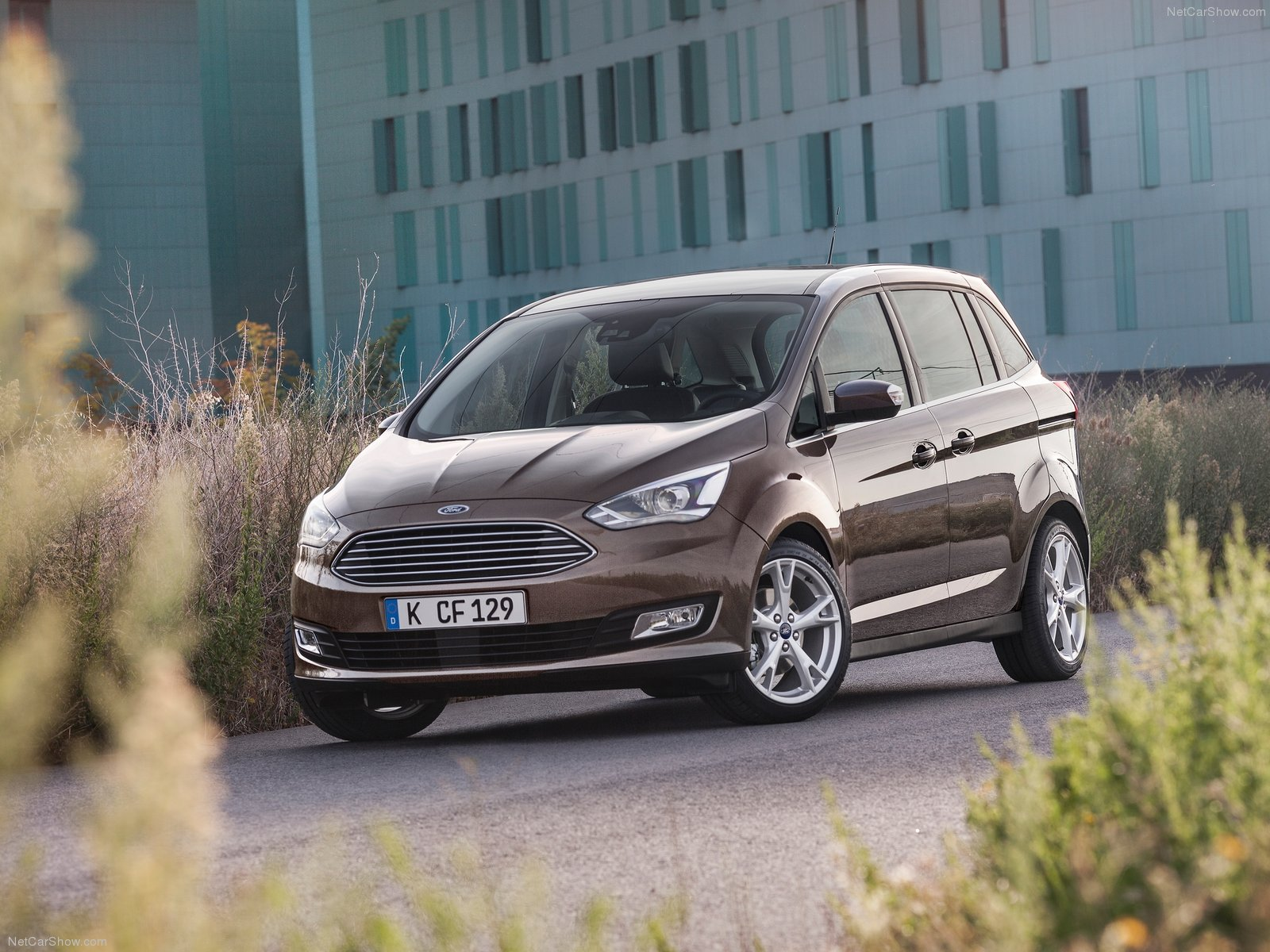 Ford C-MAX photo 129443