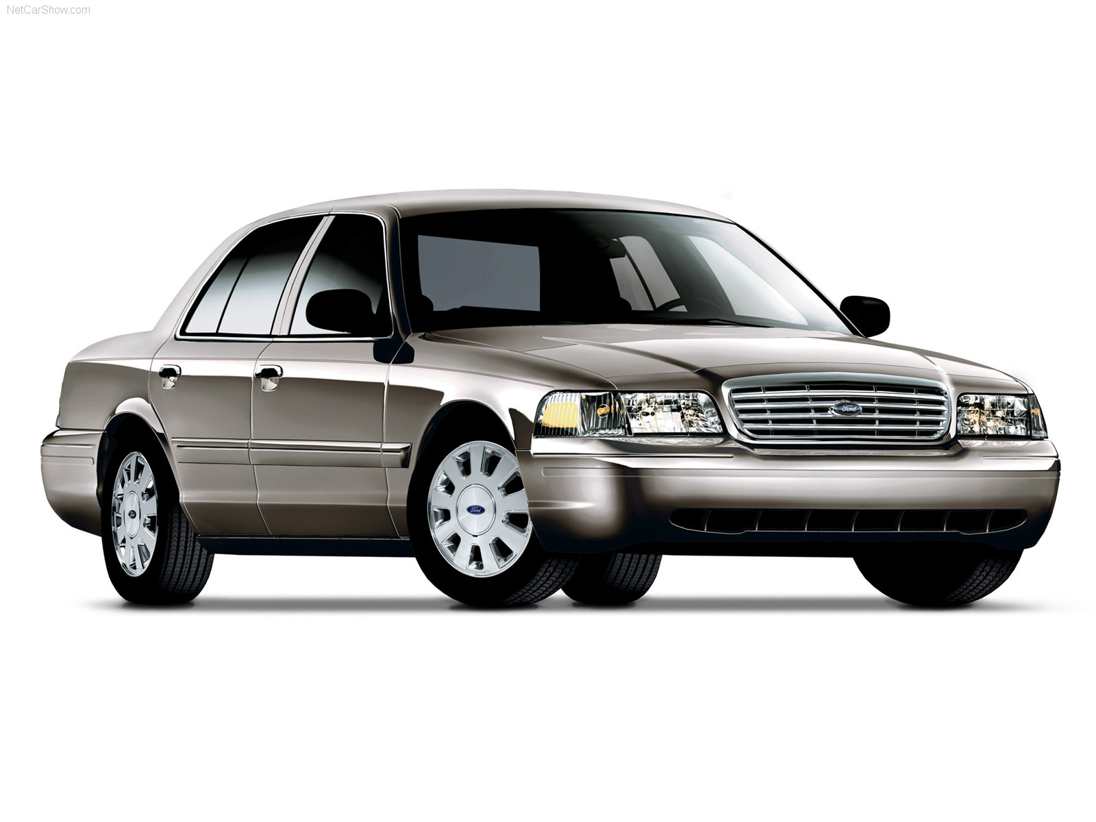 Ford Crown Victoria photo 33140
