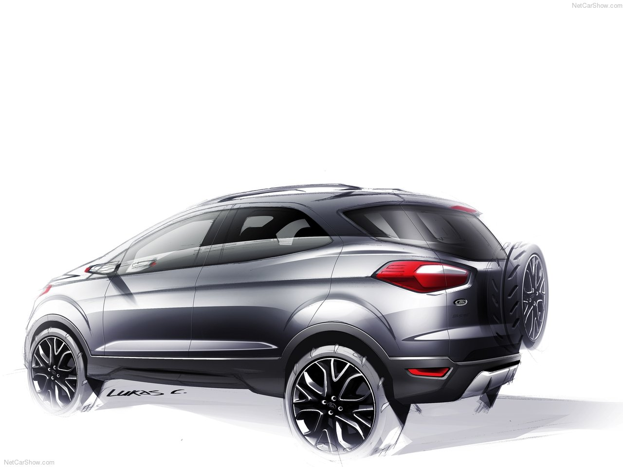 Ford EcoSport photo 88274