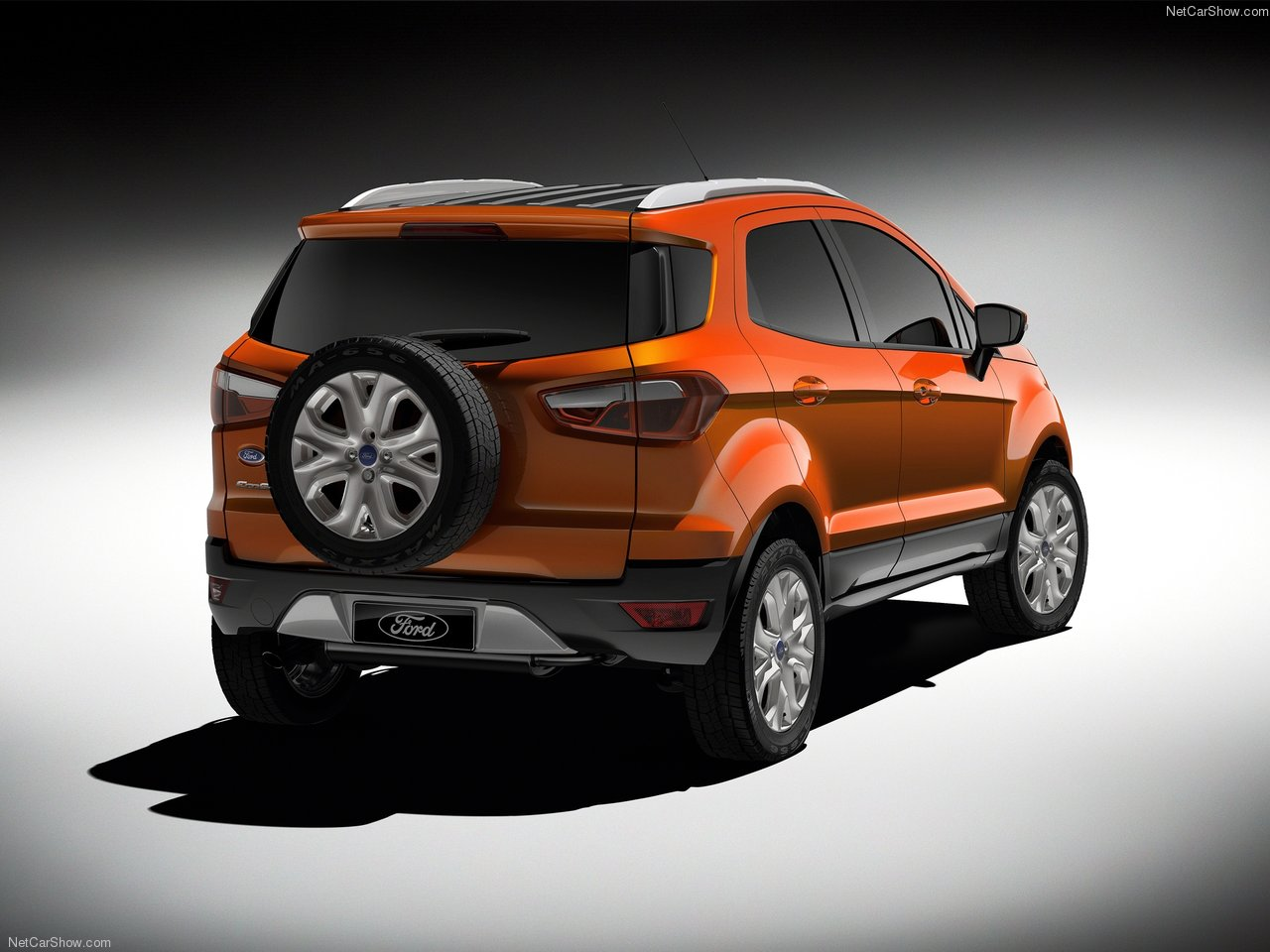 Ford EcoSport photo 88276
