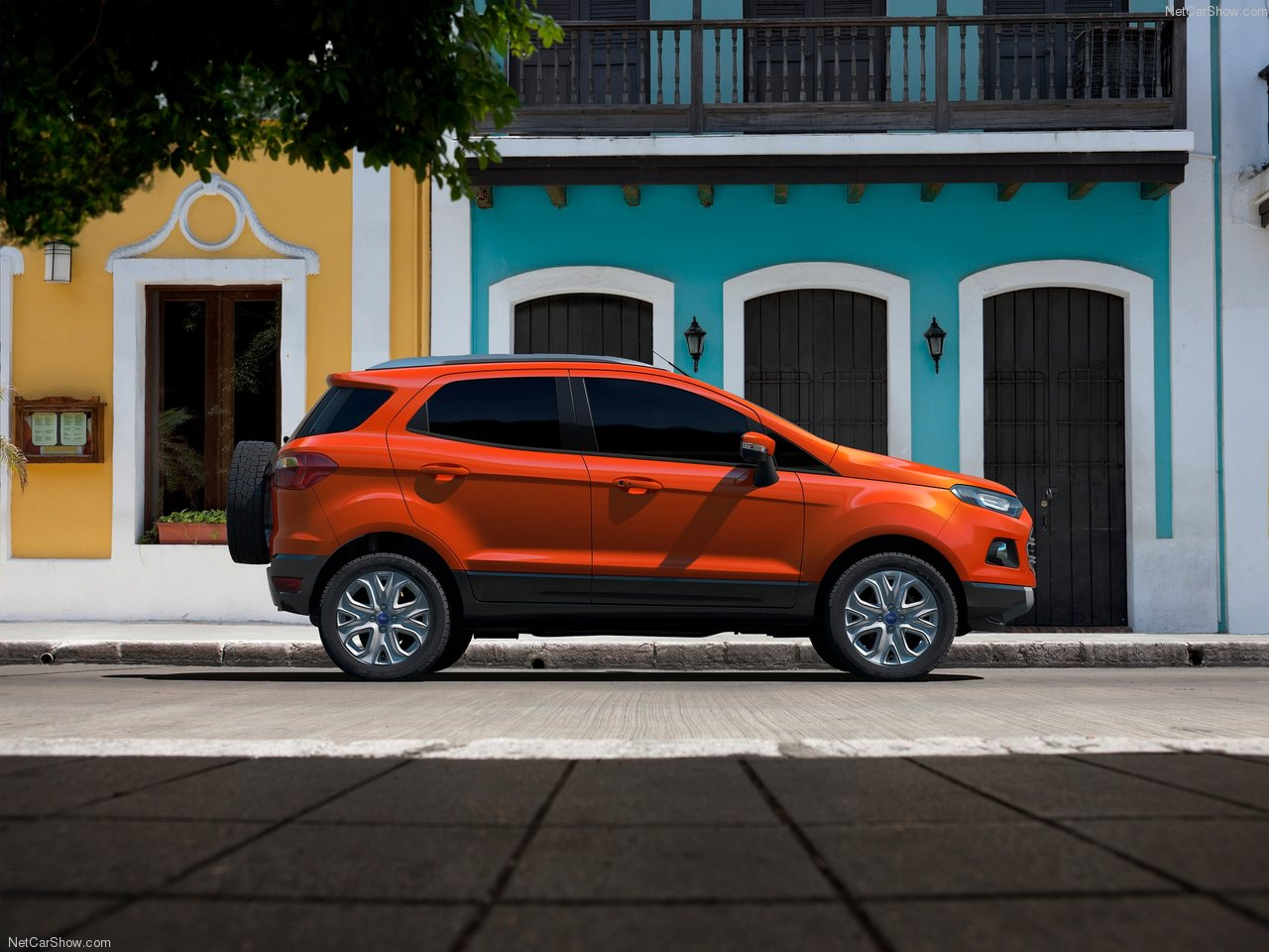 Ford EcoSport photo 88280