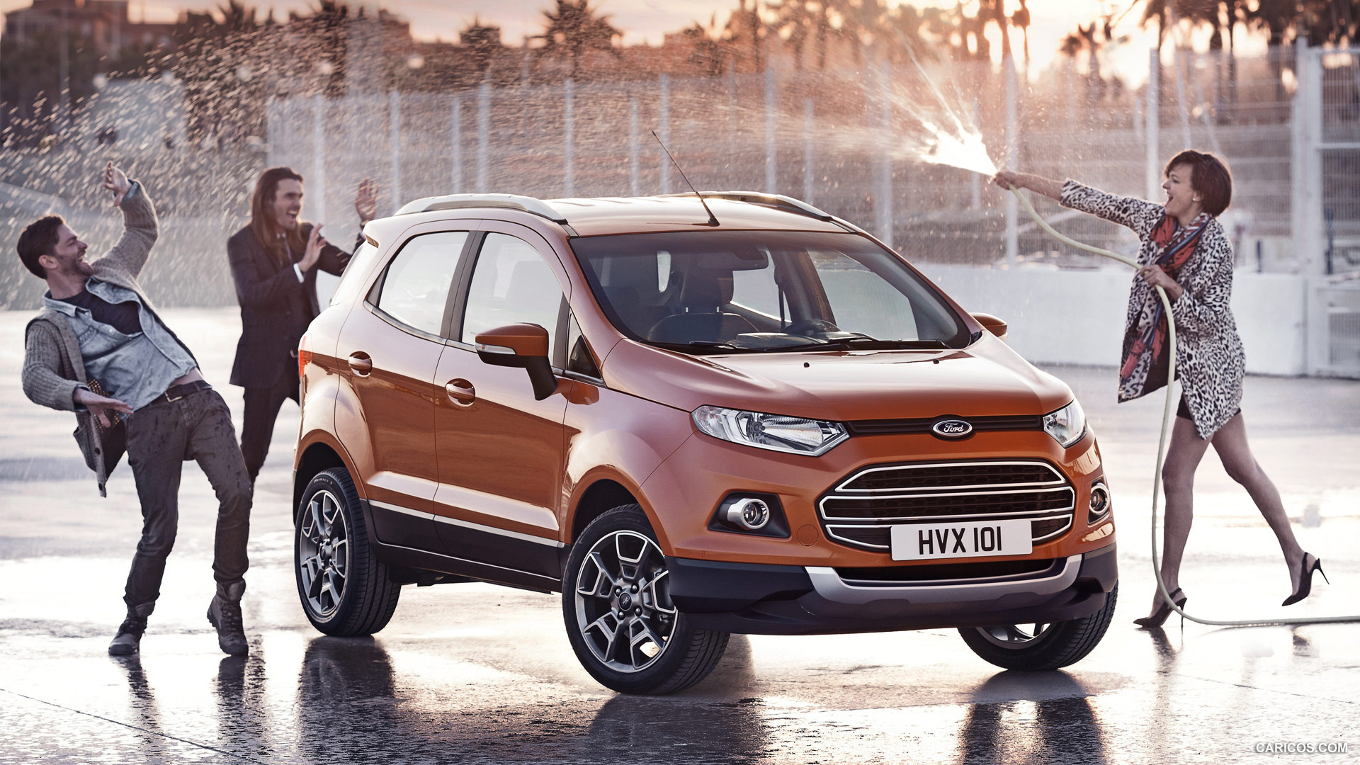 Ford EcoSport SUV photo 121878