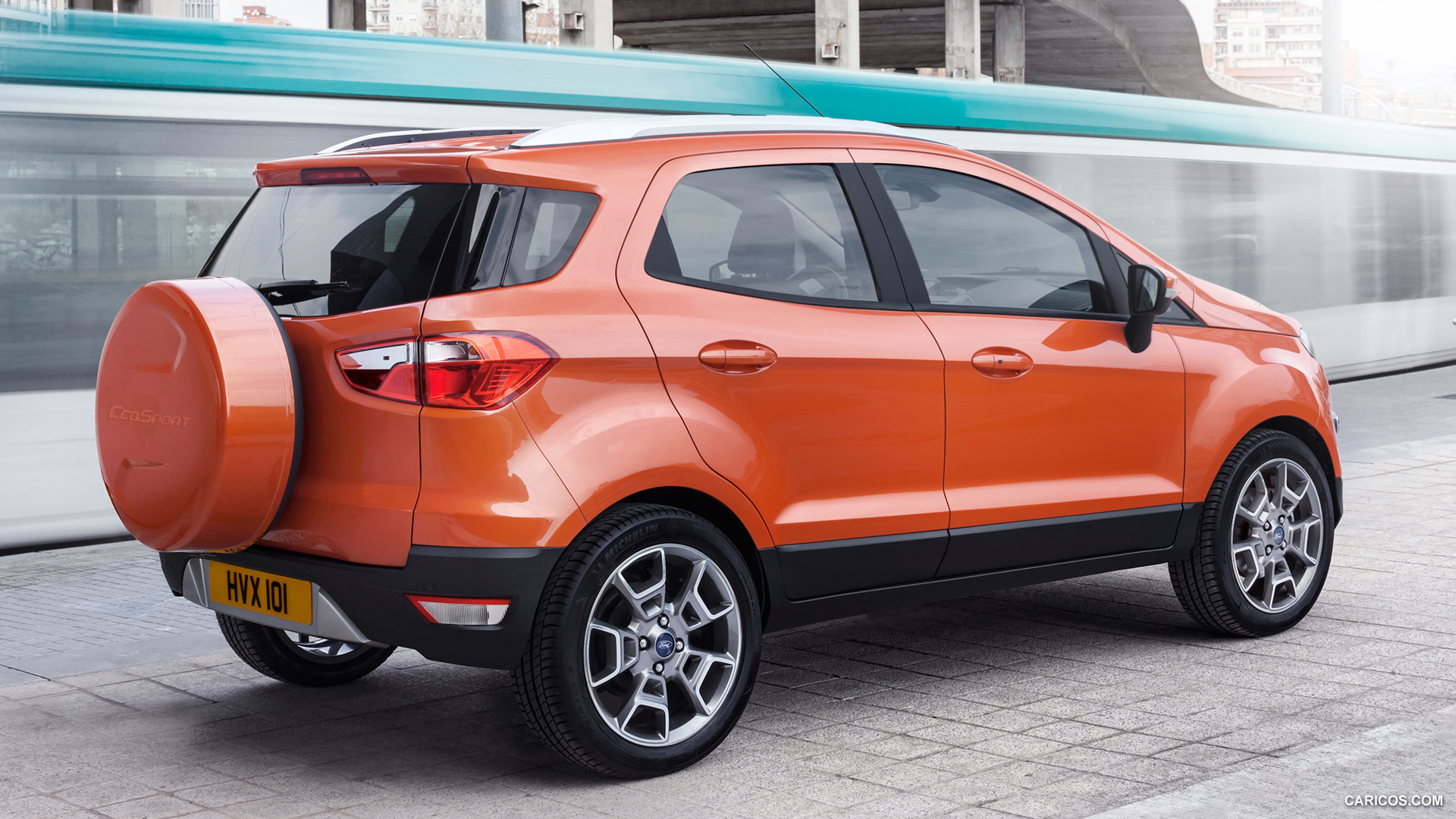 Ford EcoSport SUV photo 121883