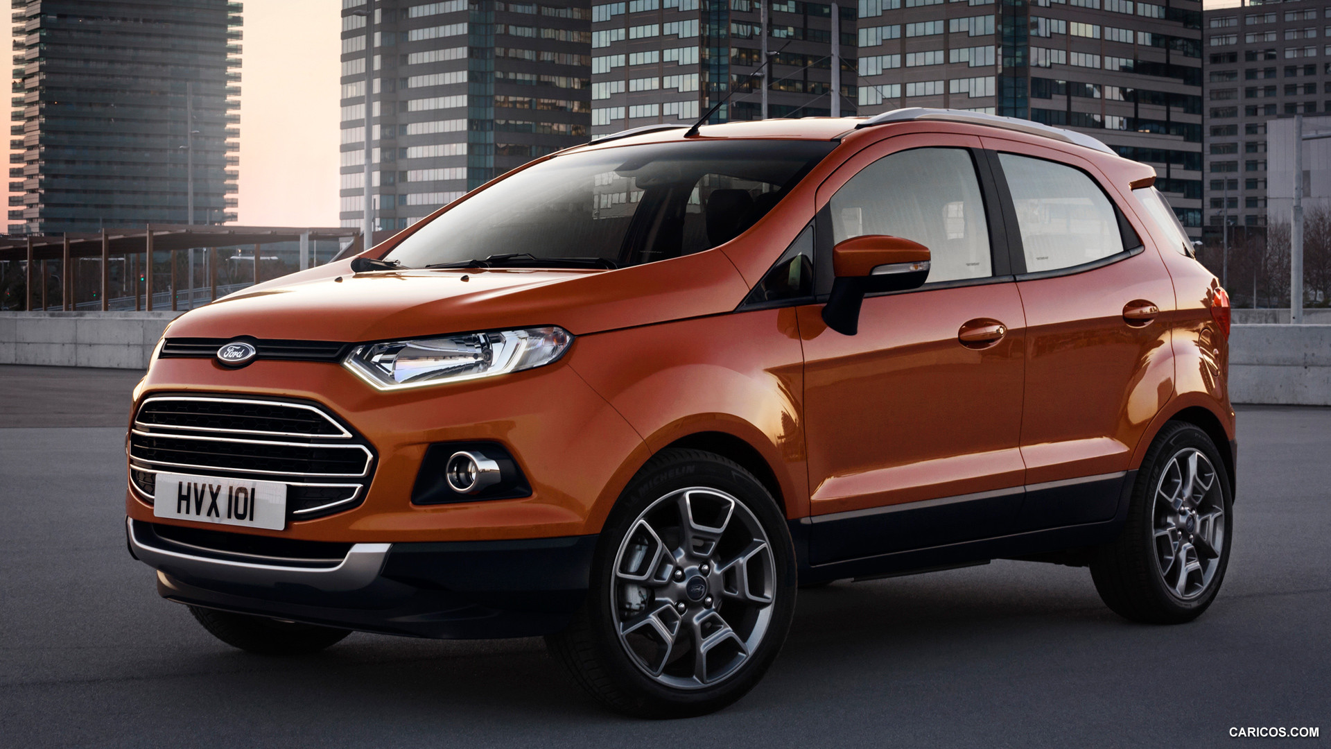 Ford EcoSport SUV photo 121884