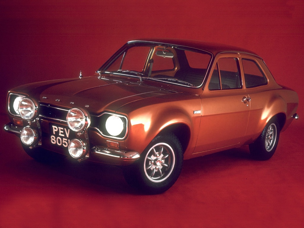 Ford Escort RS1600  photo 82689