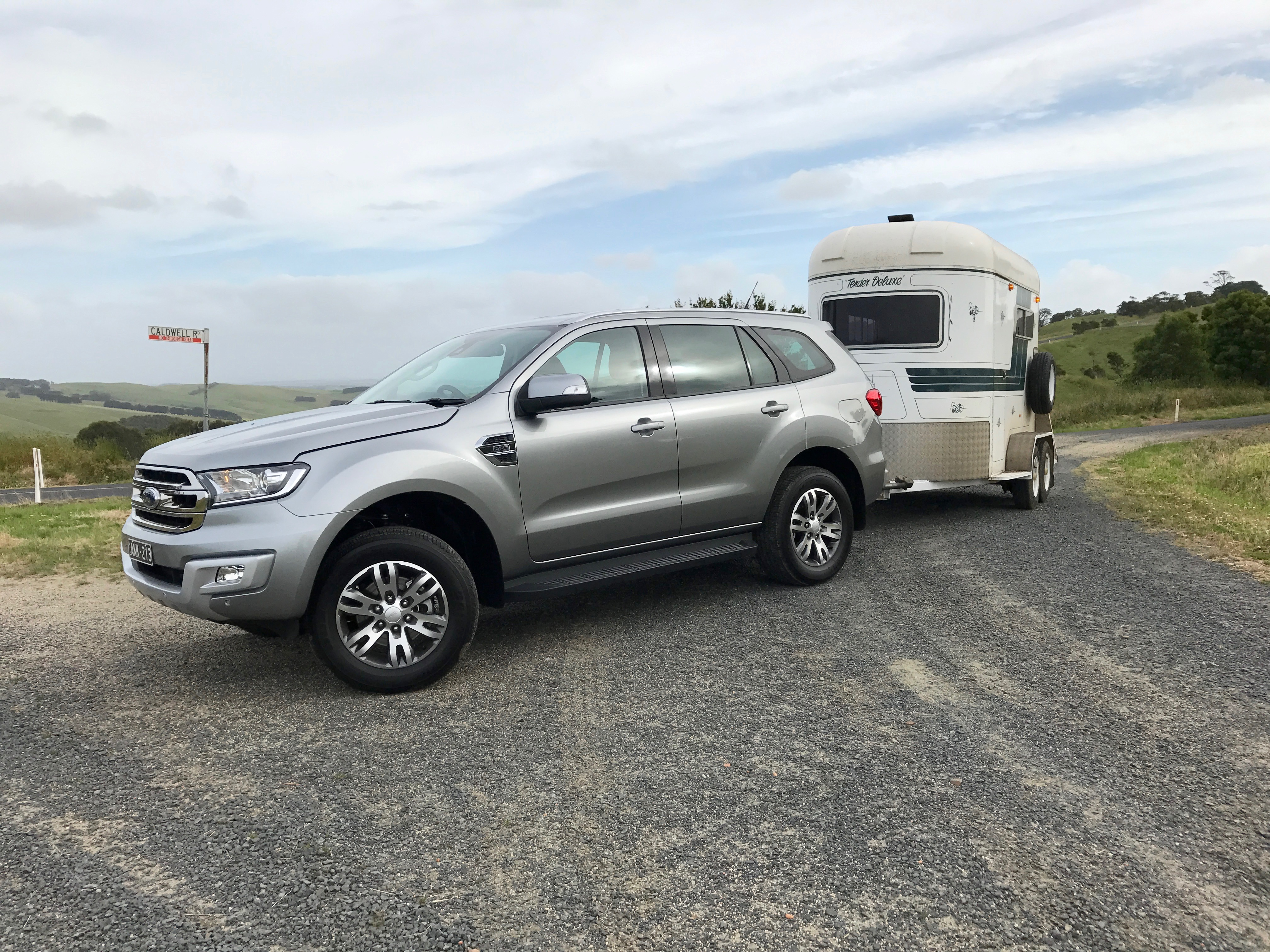 Ford Everest photo 172619