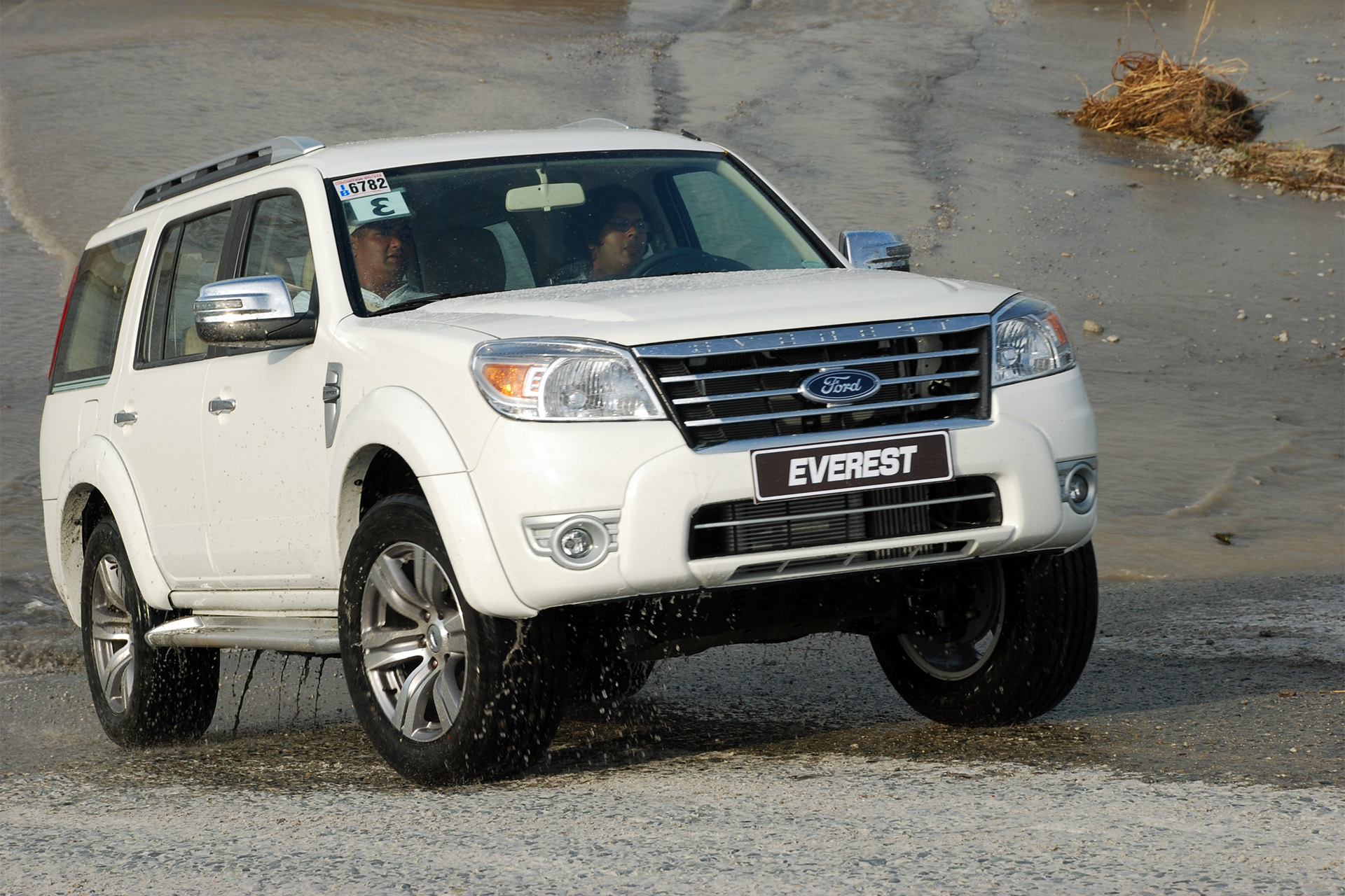 Ford Everest photo 69060