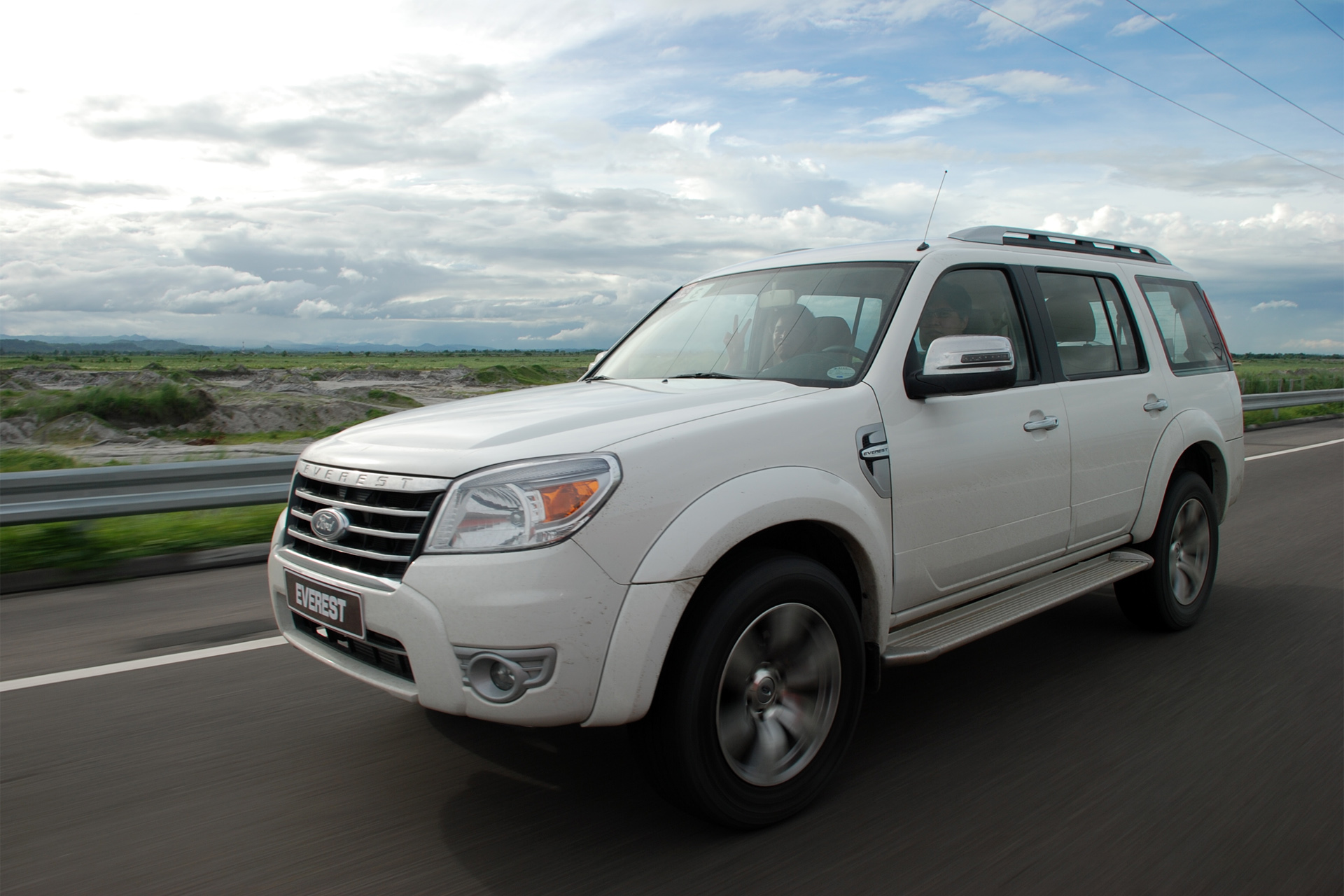 Ford Everest photo 69062