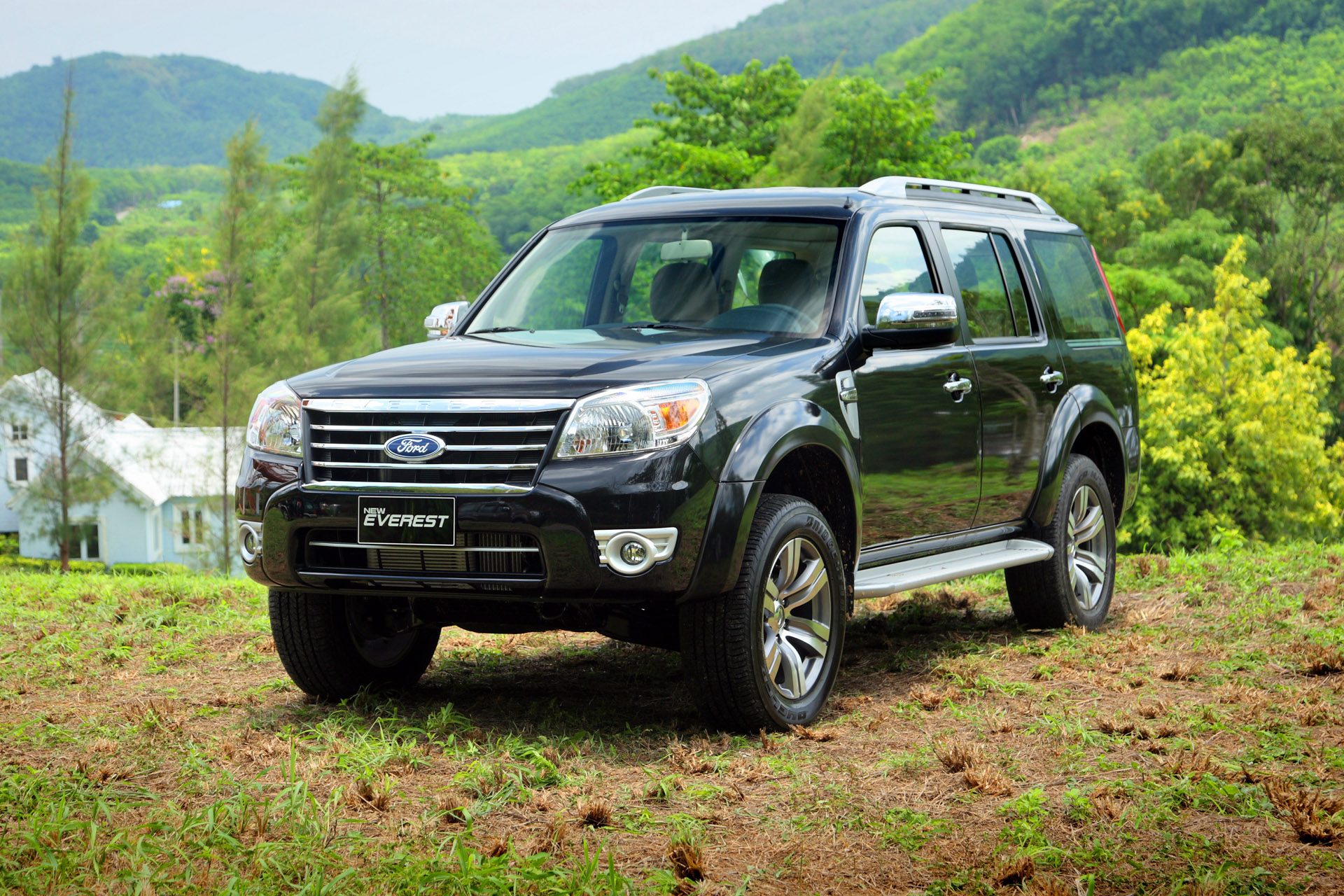 Ford Everest photo 69065